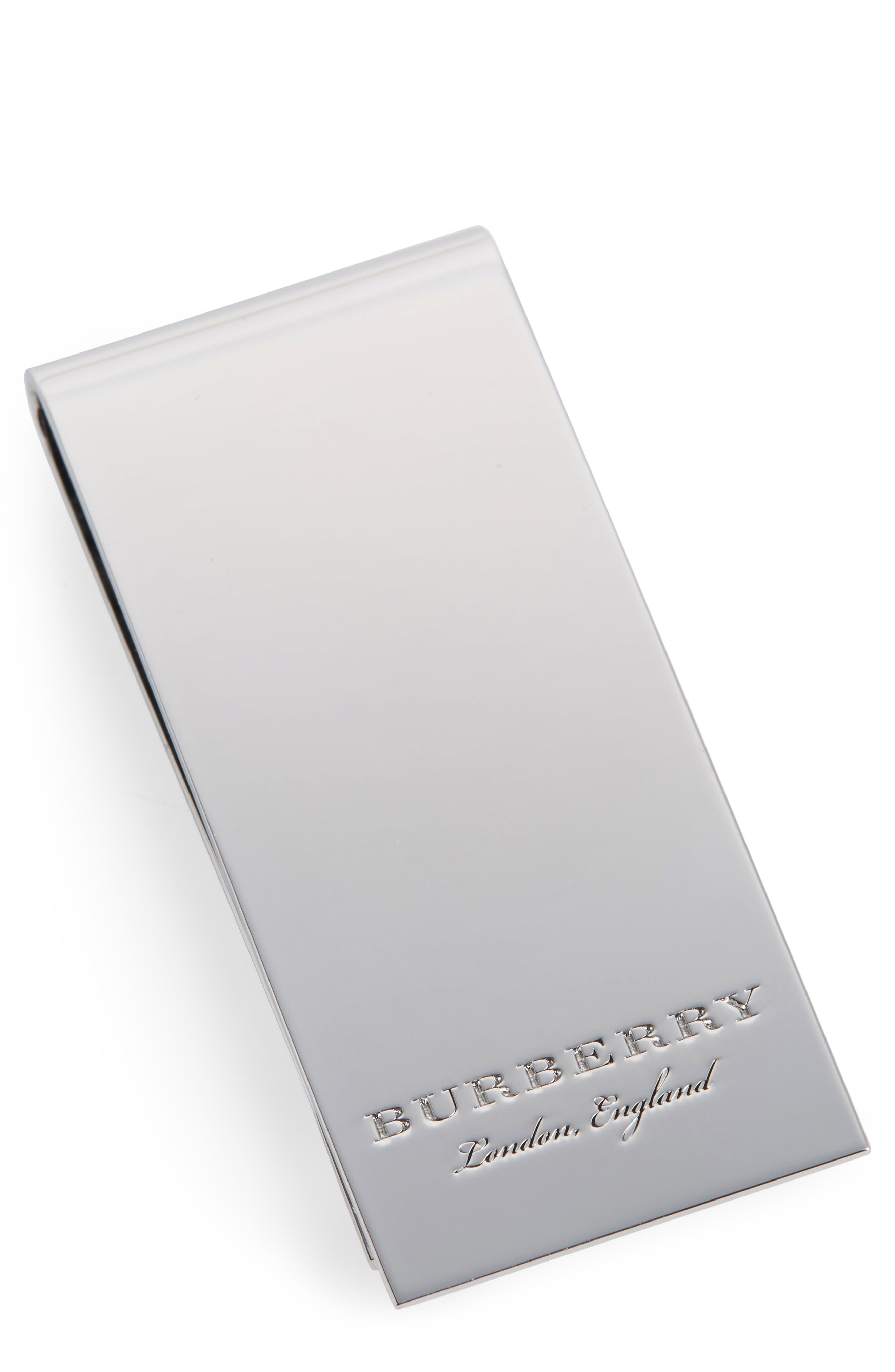 Burberry Brass Money Clip