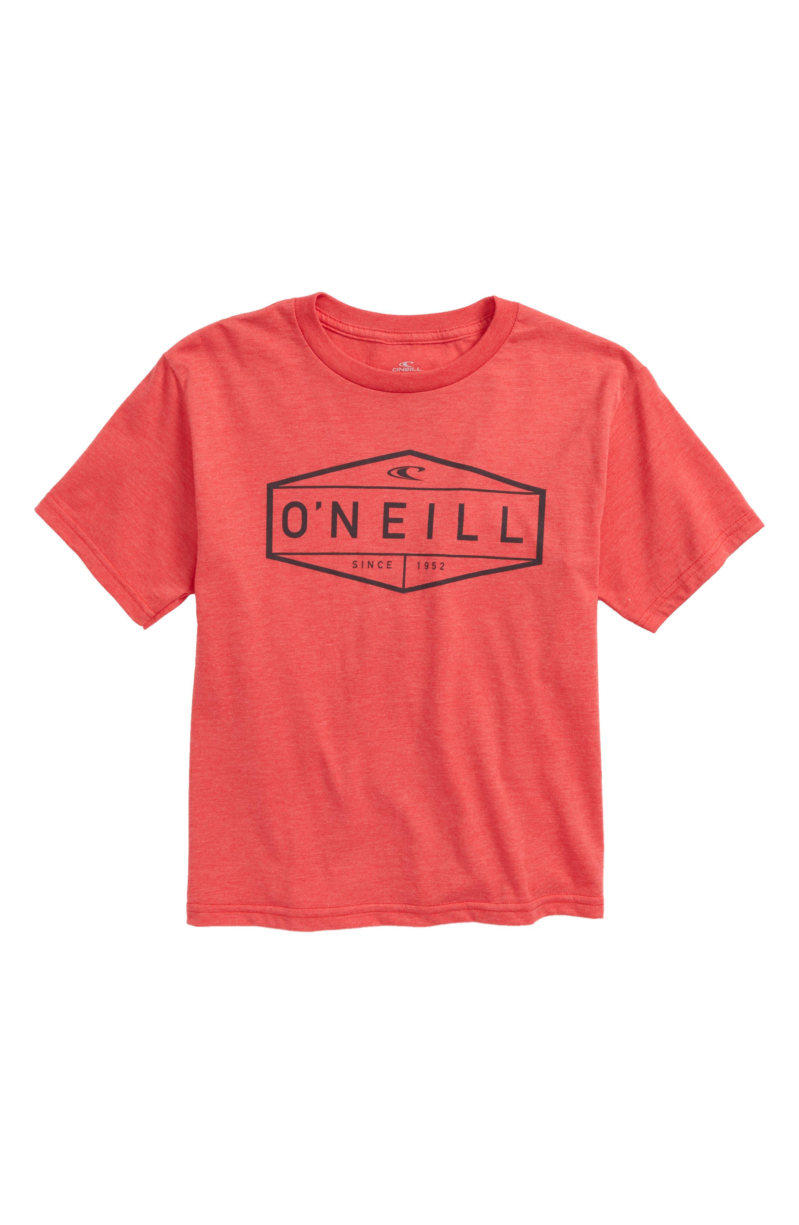Main Image - O'Neill Boxer T-Shirt (Big Boys)