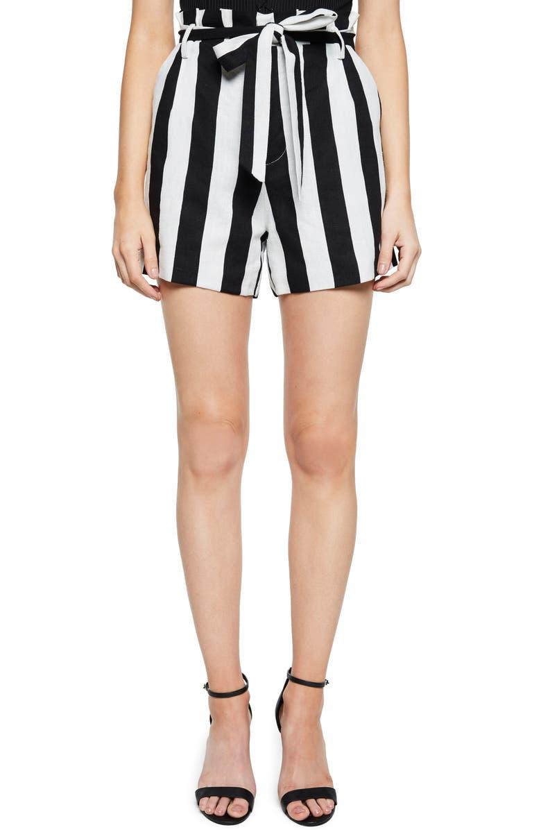 Adley Stripe Shorts