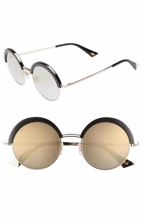 Web 51mm Round Sunglasses d83d1f3a06c0