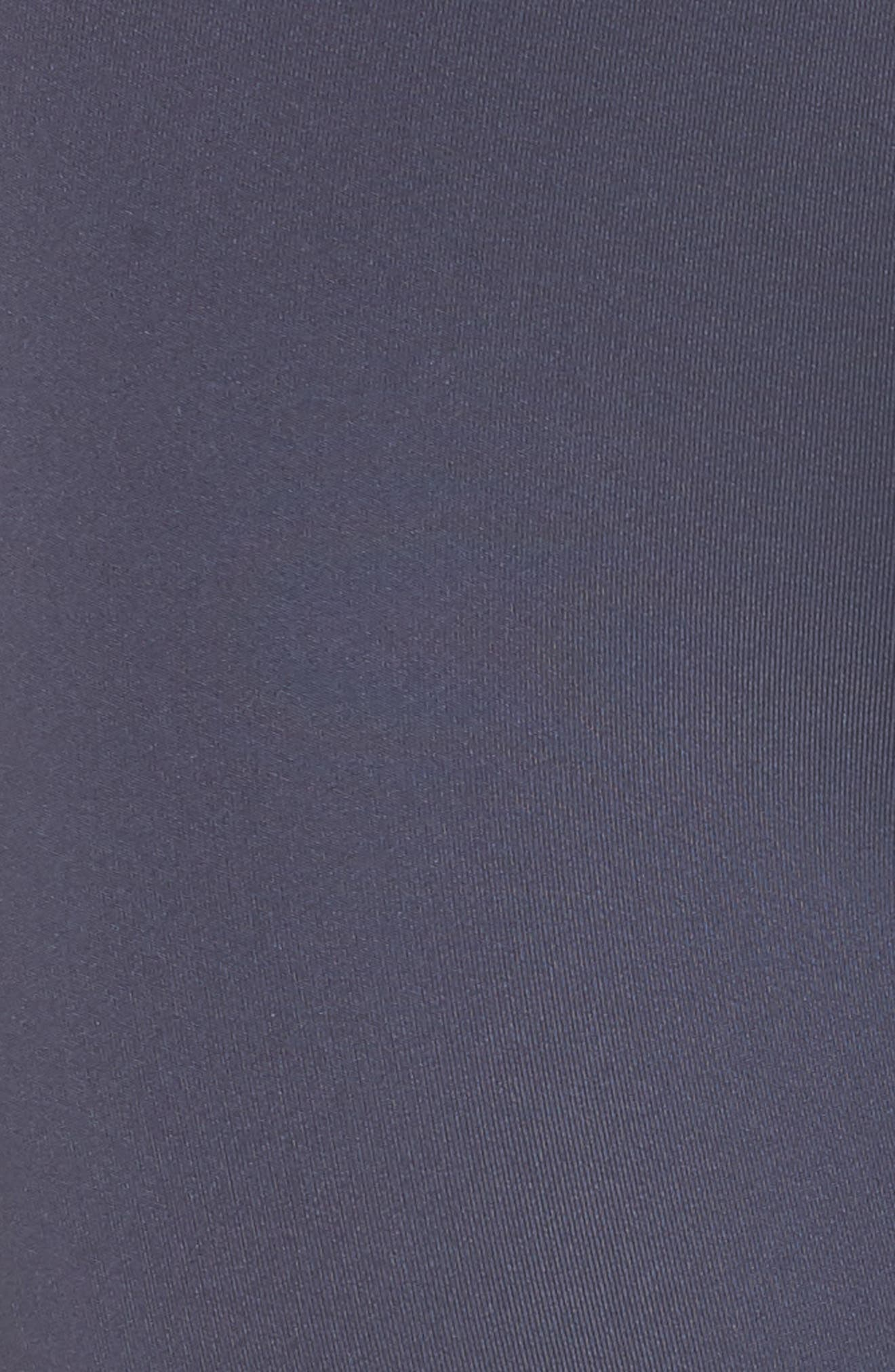 Star Crossed Crop Leggings,                             Alternate thumbnail 6, color,                             Grey Slate