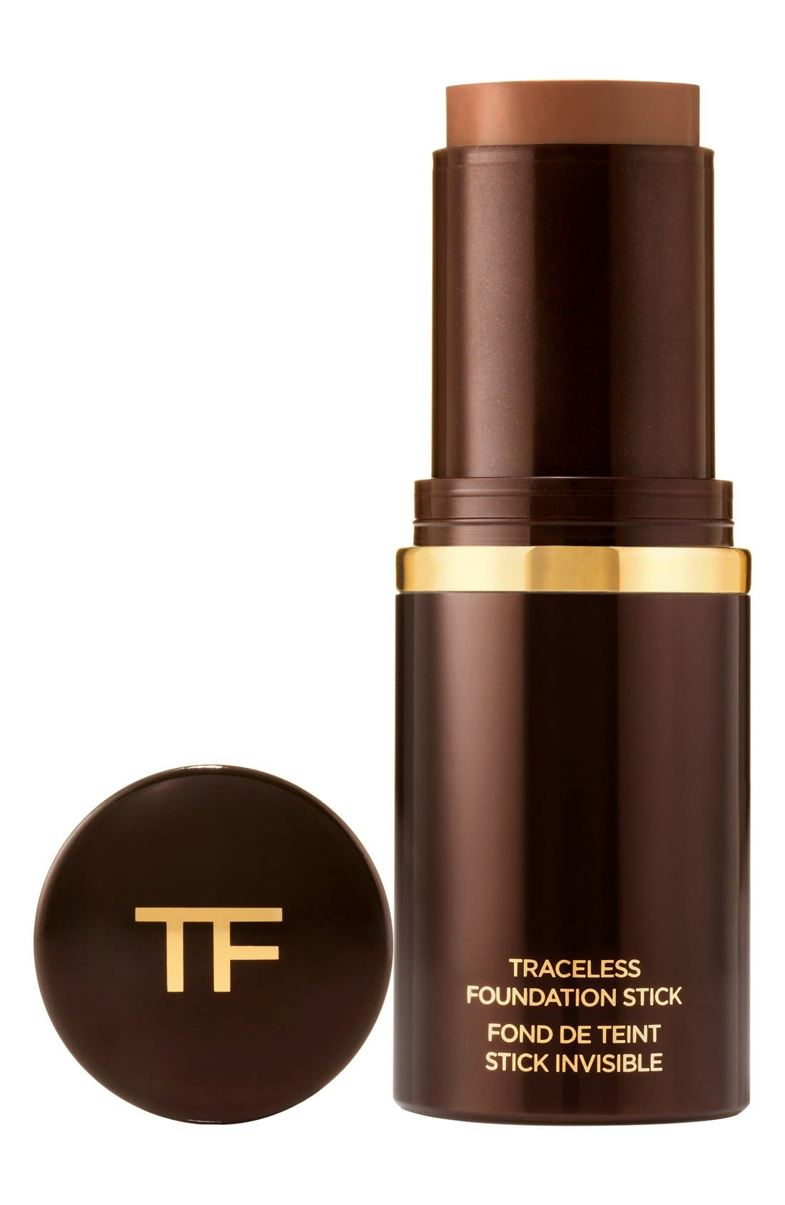 Traceless Foundation Stick,                         Main,                         color, 10.0 Chestnut