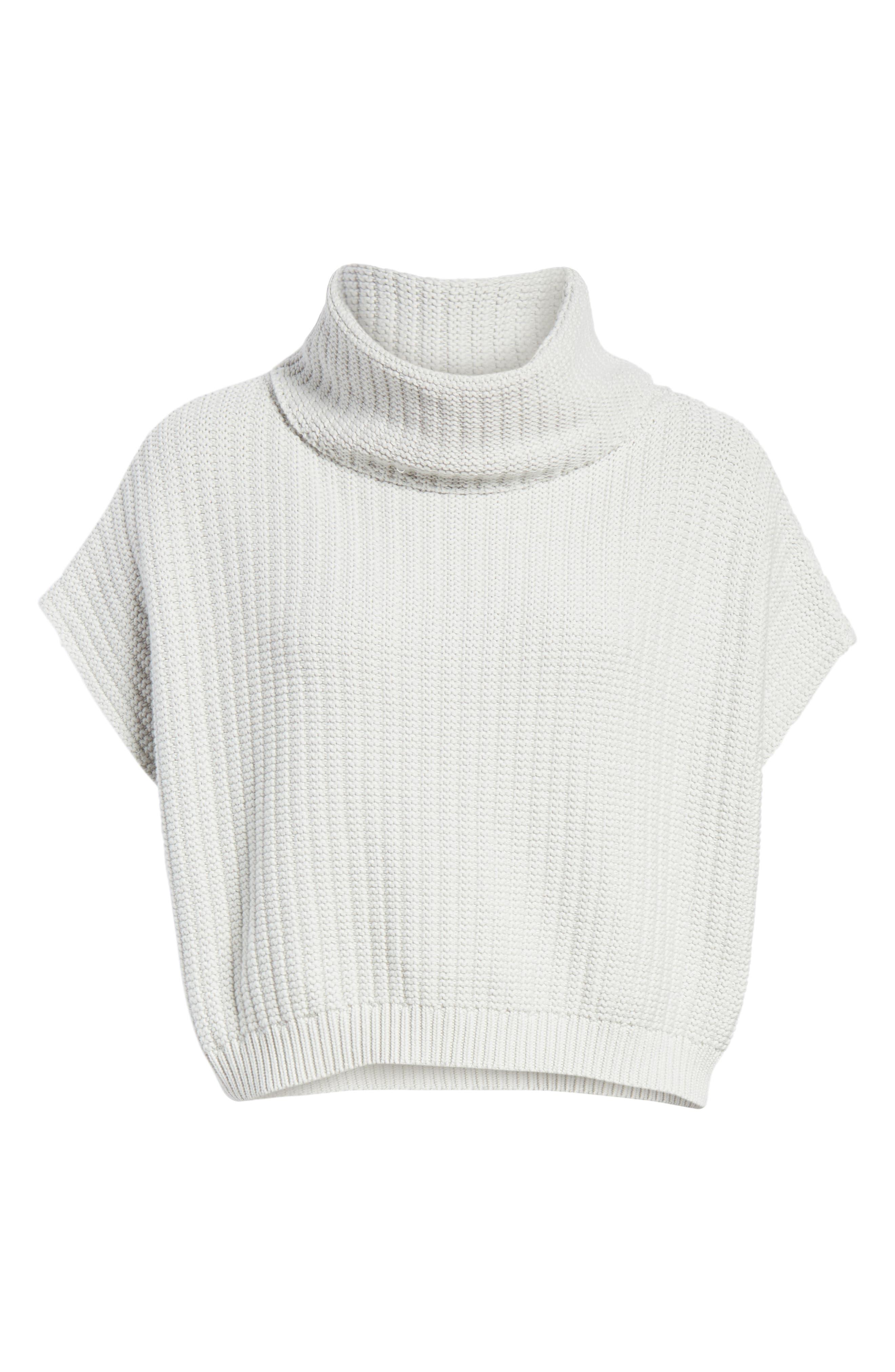 Keep It Simple Vest,                             Alternate thumbnail 6, color,                             Light Grey