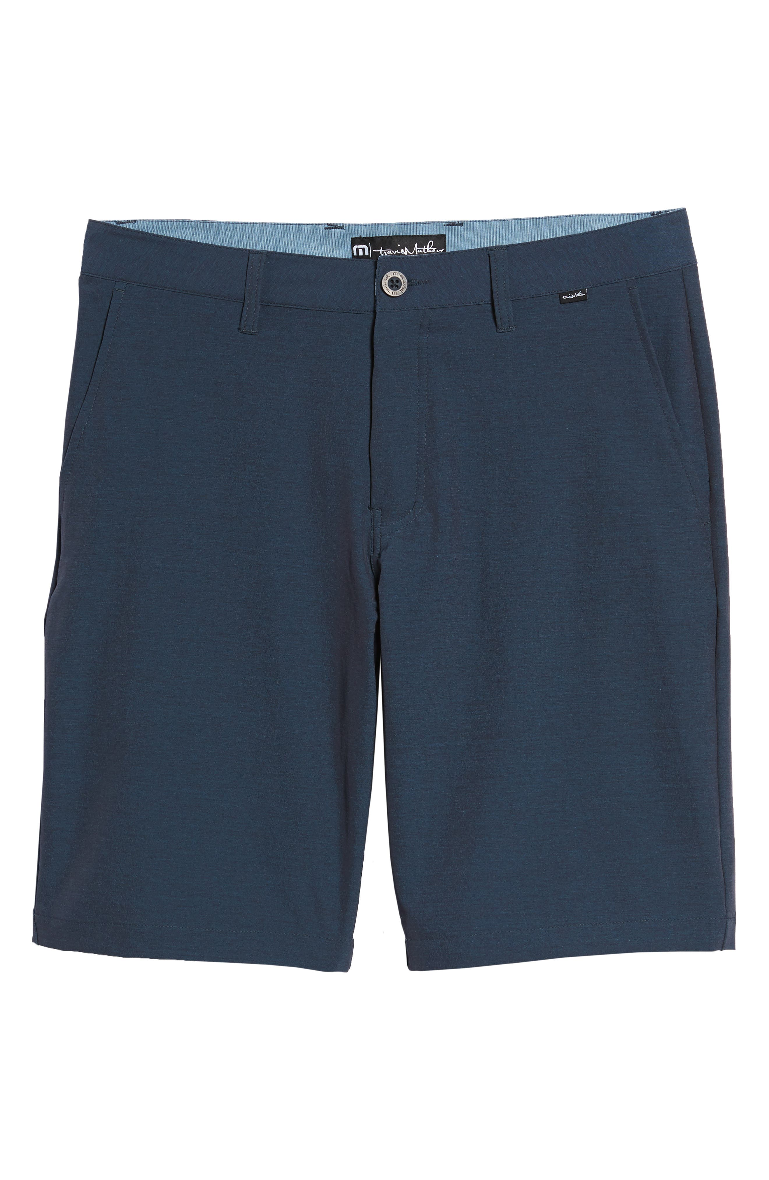 Pancho Shorts,                             Alternate thumbnail 6, color,                             Blue Nights/ French Blue