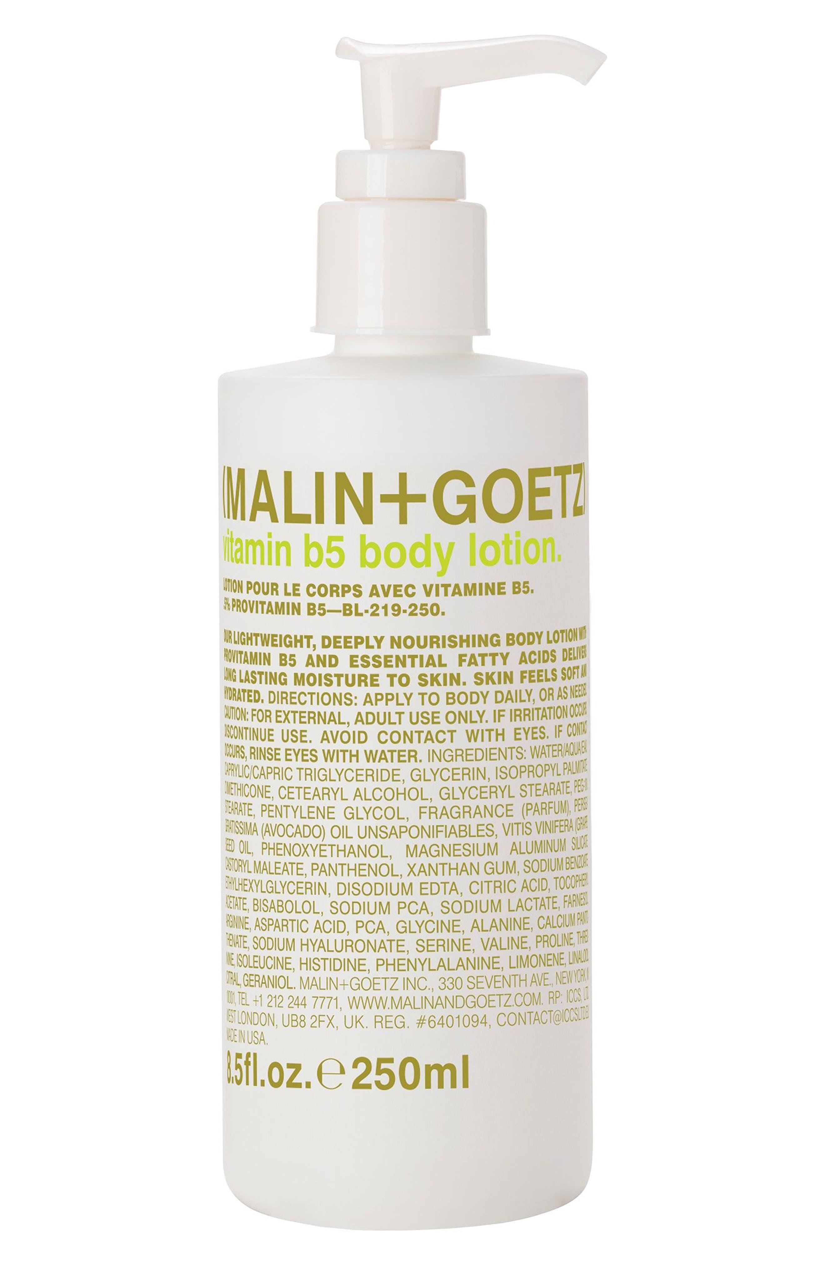 Alternate Image 1 Selected - MALIN+GOETZ Vitamin B5 Body Lotion