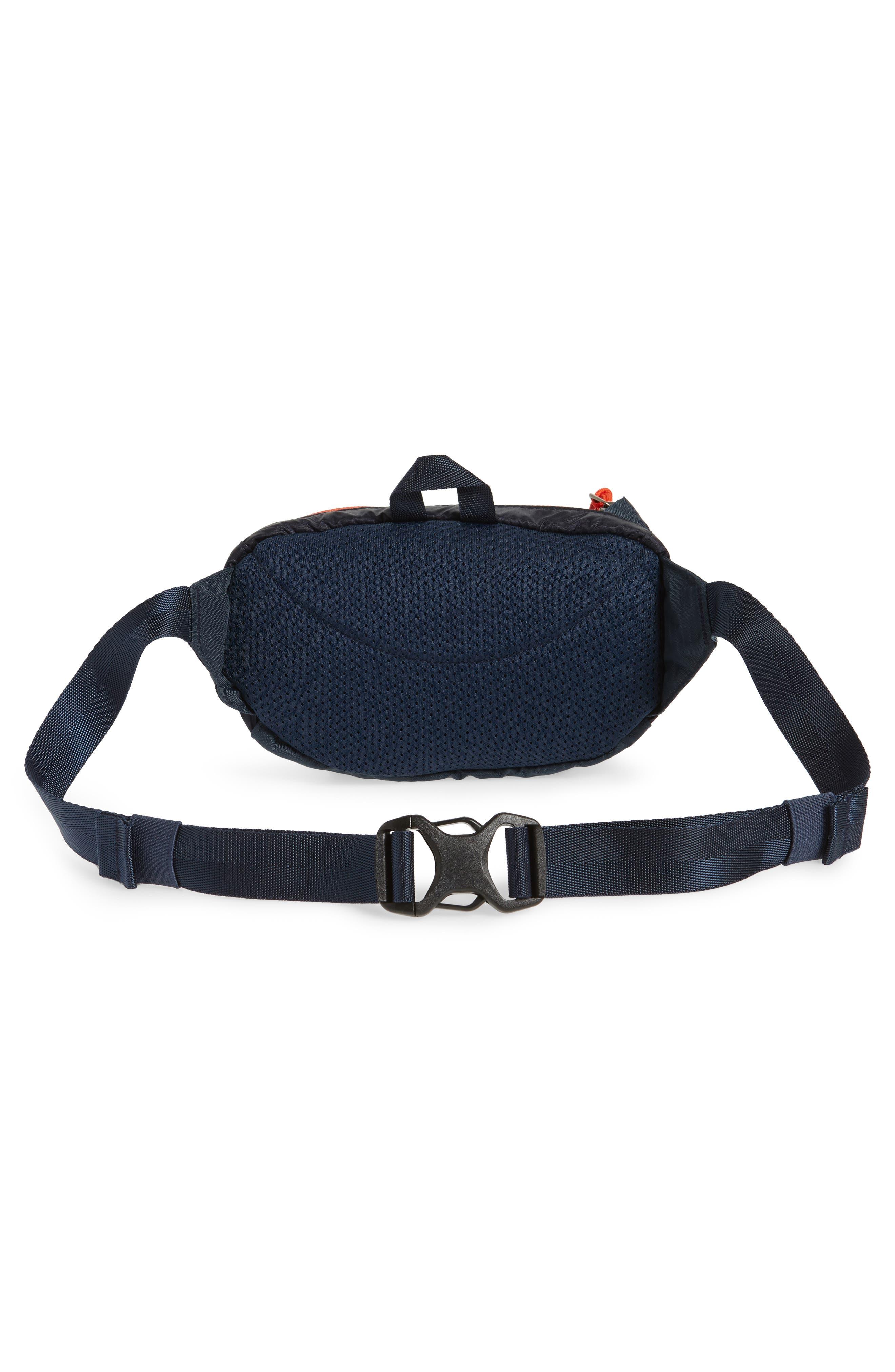 Travel Belt Bag,                             Alternate thumbnail 2, color,                             Smolder Blue