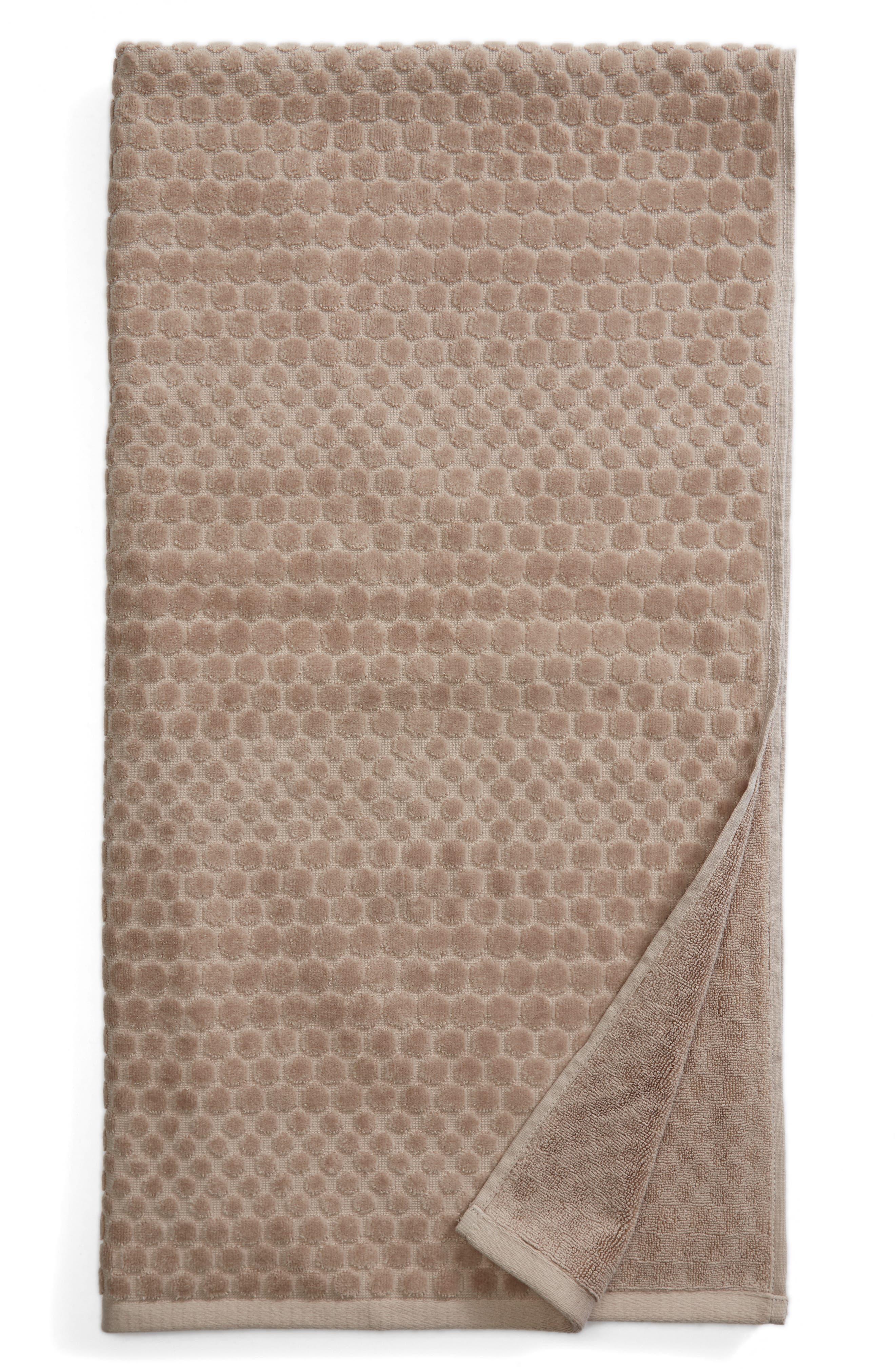 Lorenza Bath Towel,                         Main,                         color, Grey Sphere