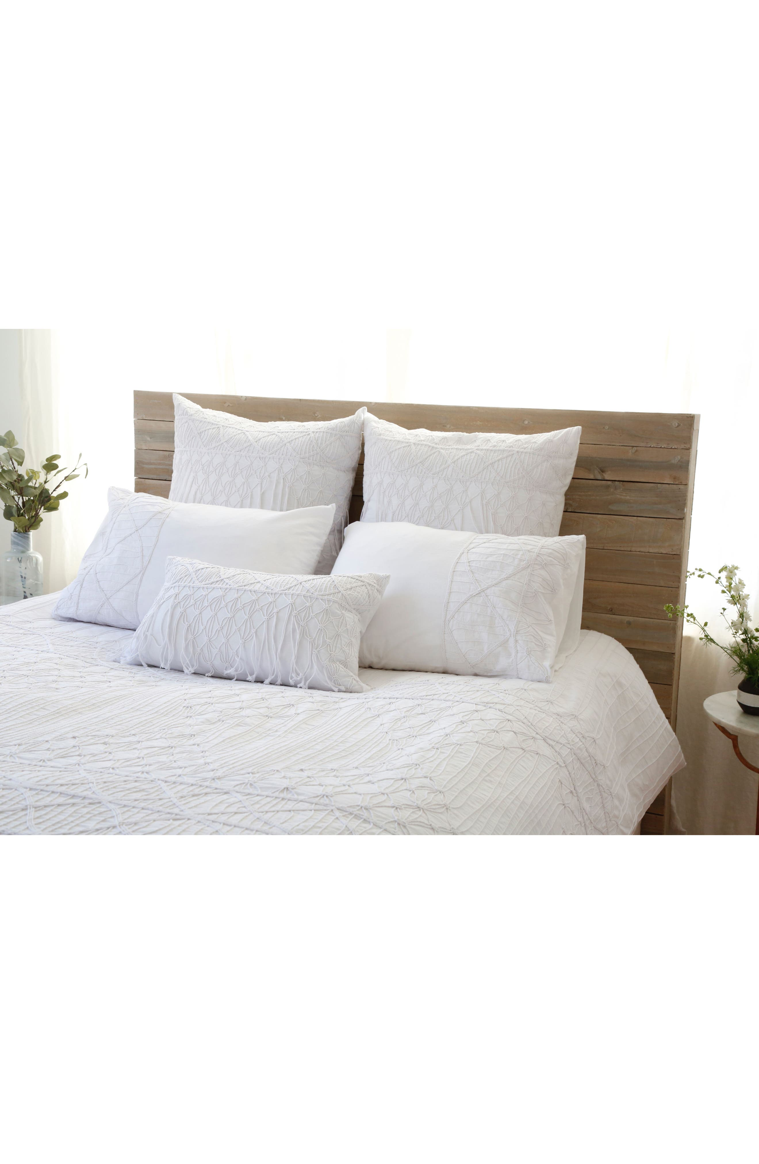 Pom Pom At Home Zoe Duvet Cover U0026 Sham Set