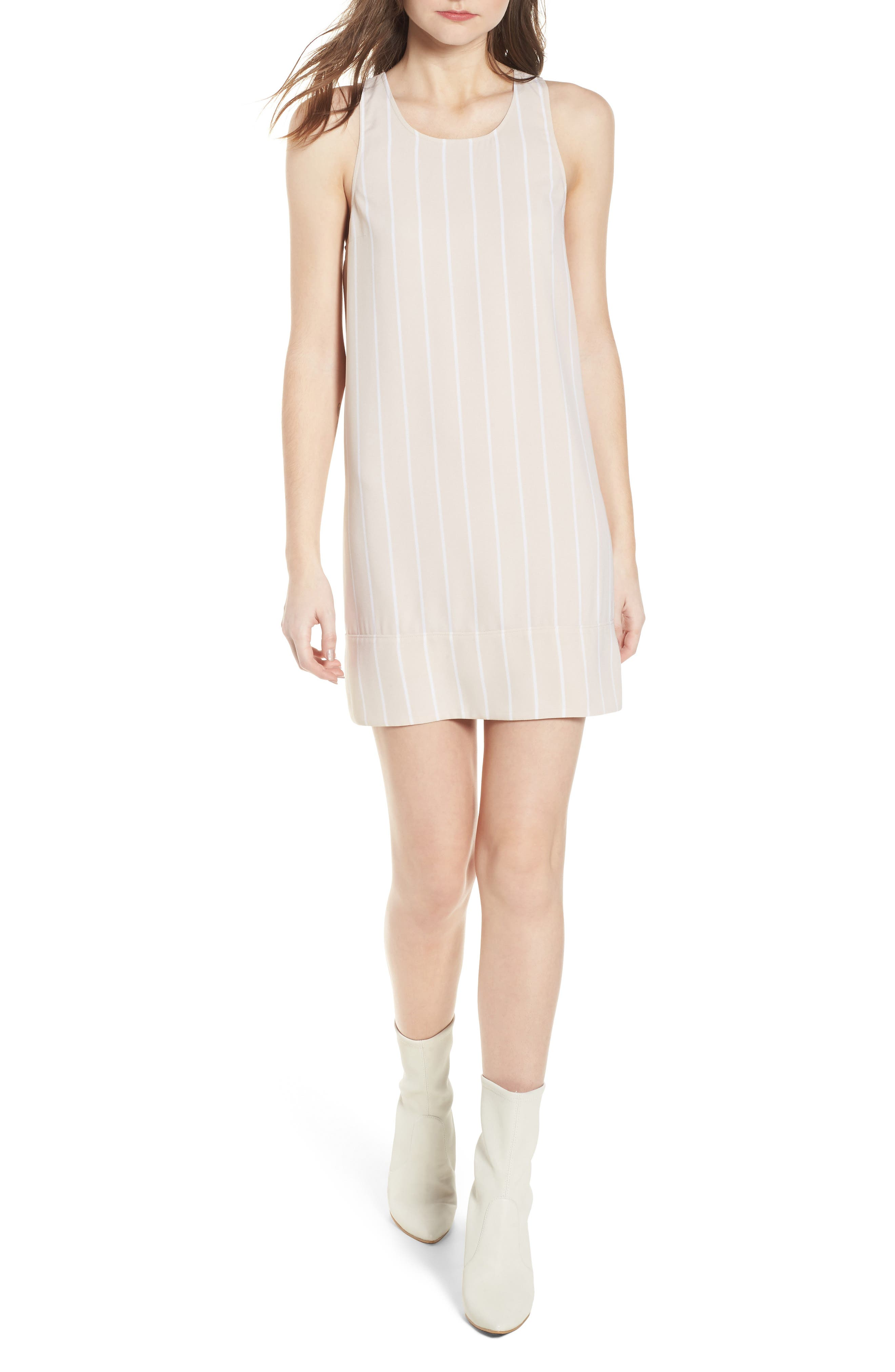 Leith Racerback Shift Dress
