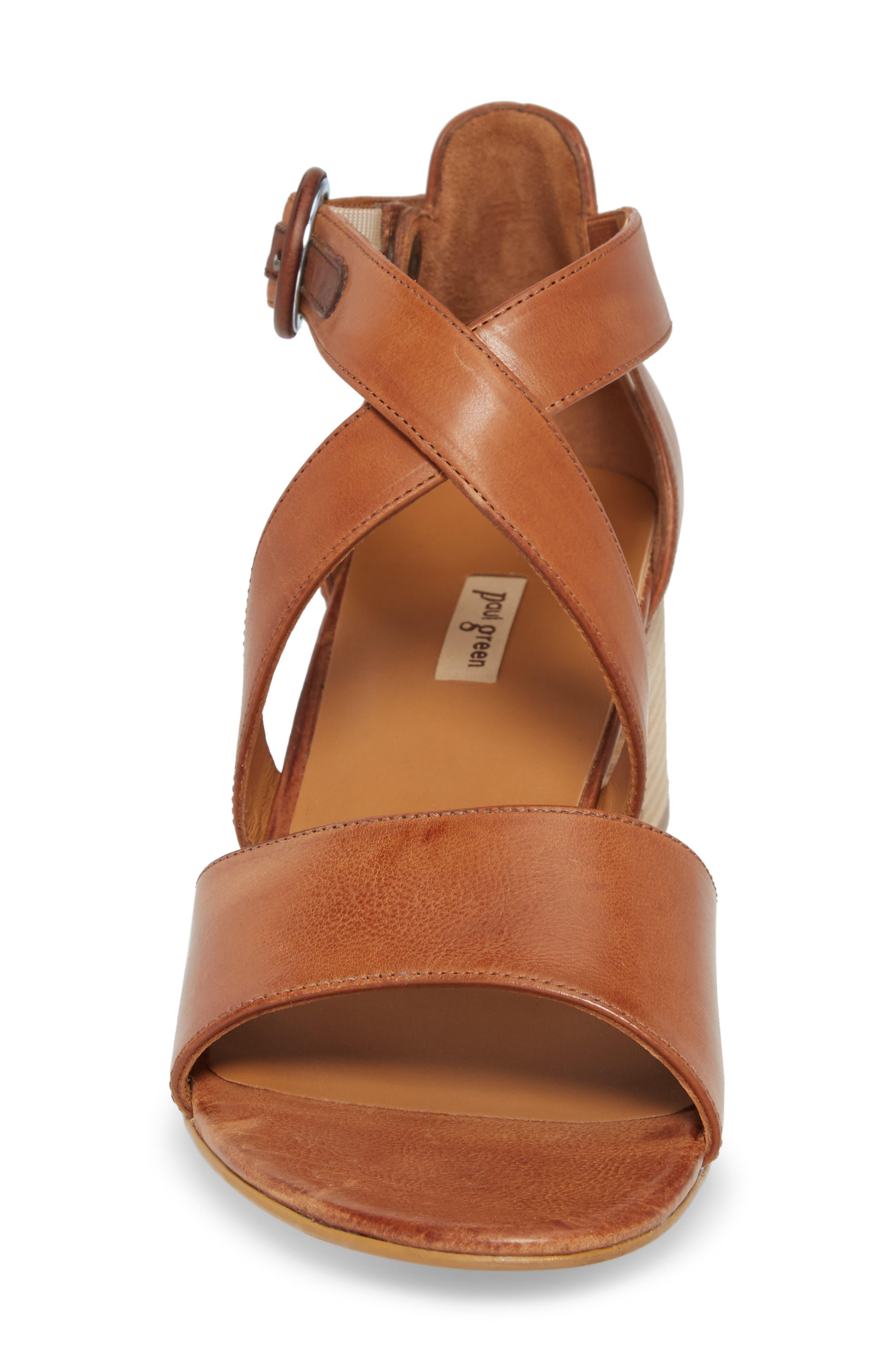 Alternate Image 4  - Paul Green Sally Quarter Strap Sandal (Women)