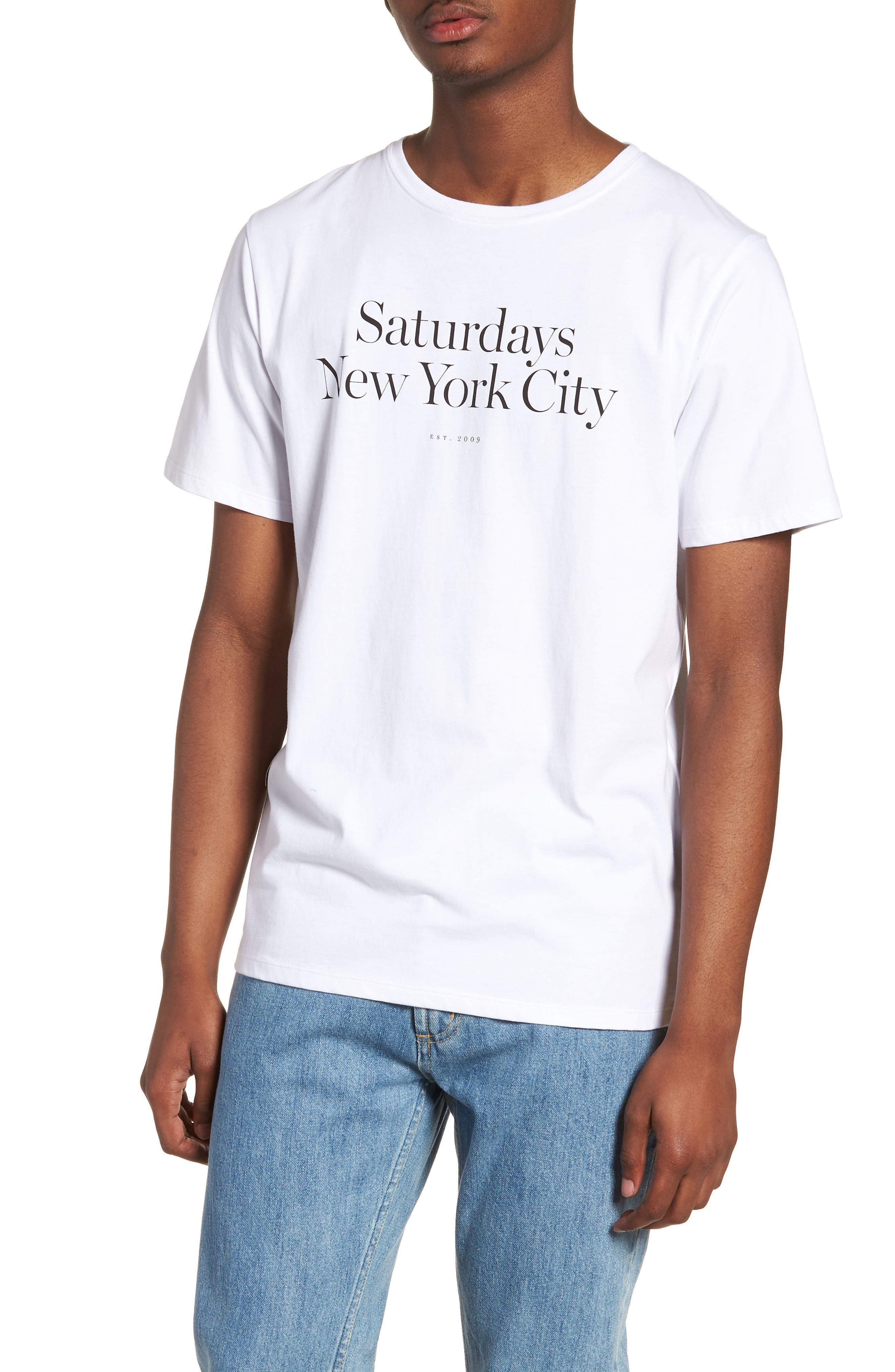Miller Standard T-Shirt,                         Main,                         color, White