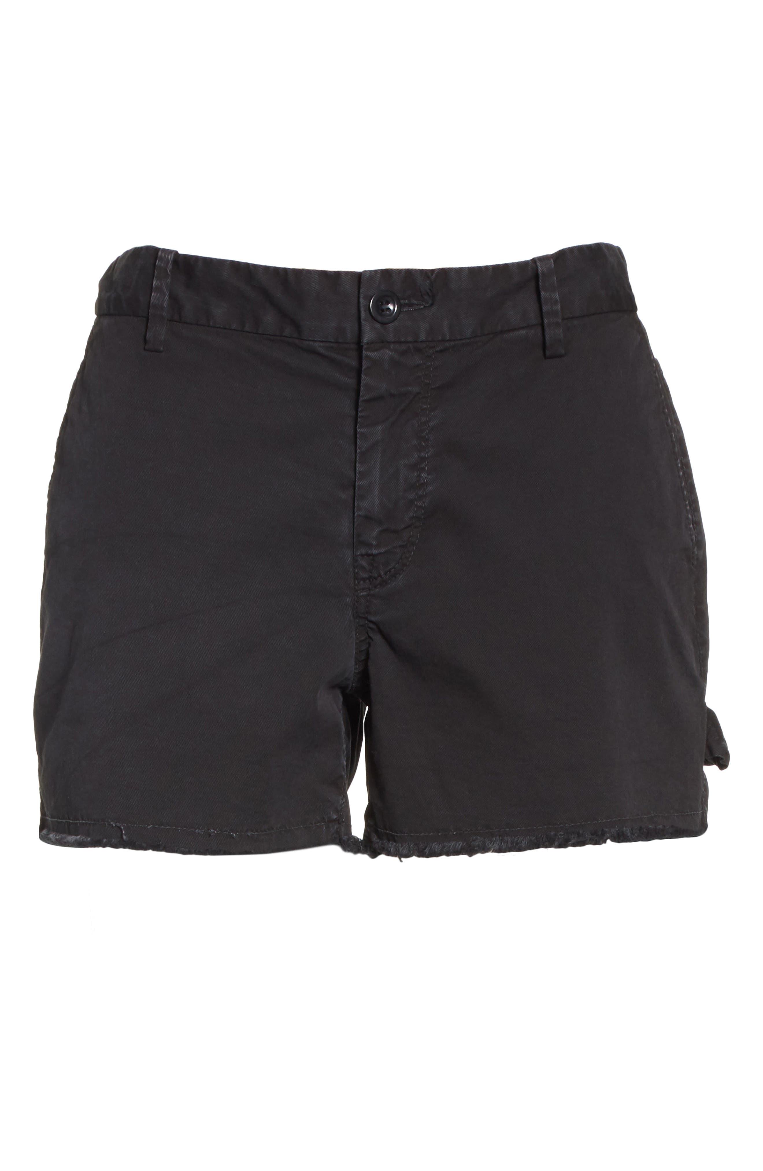 Carpenter Shorts,                             Alternate thumbnail 6, color,                             Carbon