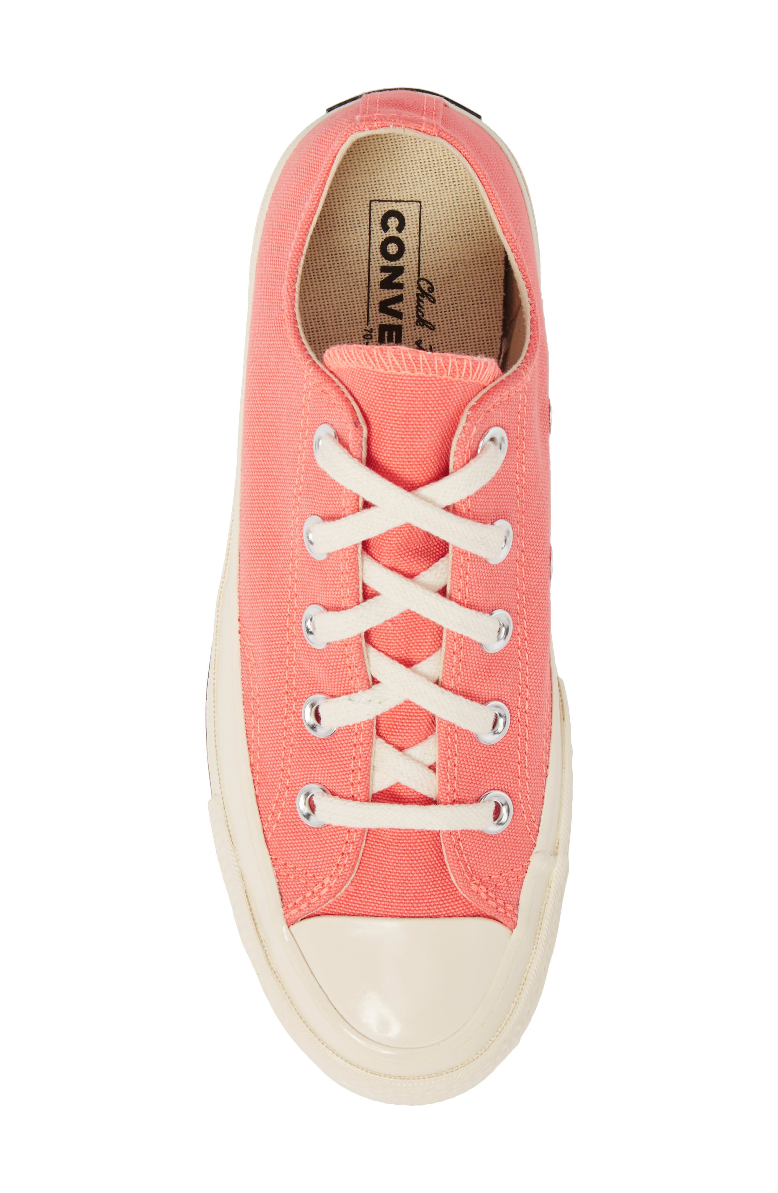 Alternate Image 5  - Converse Chuck Taylor® All Star® '70s Brights Low Top Sneaker (Women)