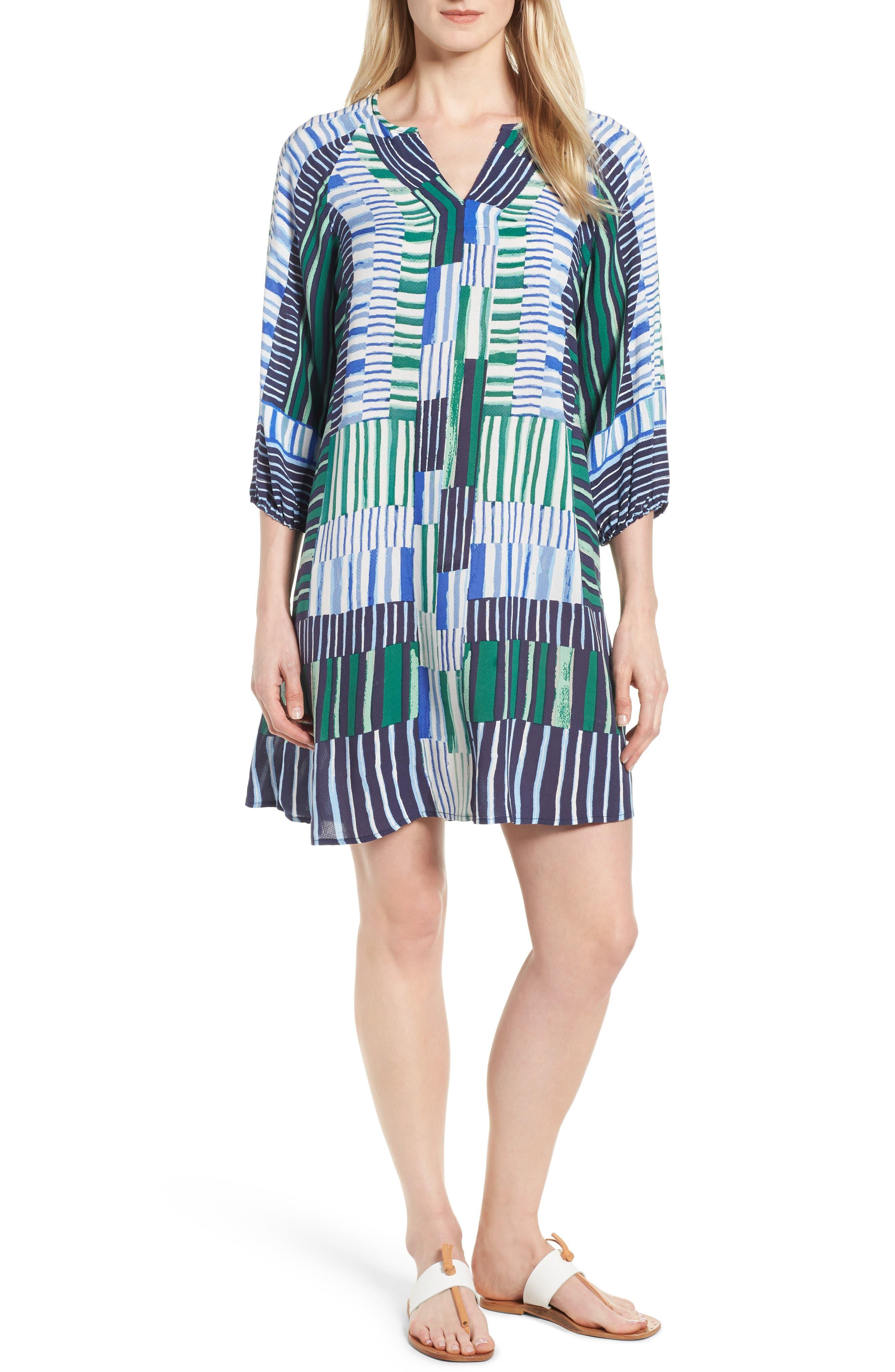 NIC+ZOE Thousand Miles Shift Dress (Regular & Petite)