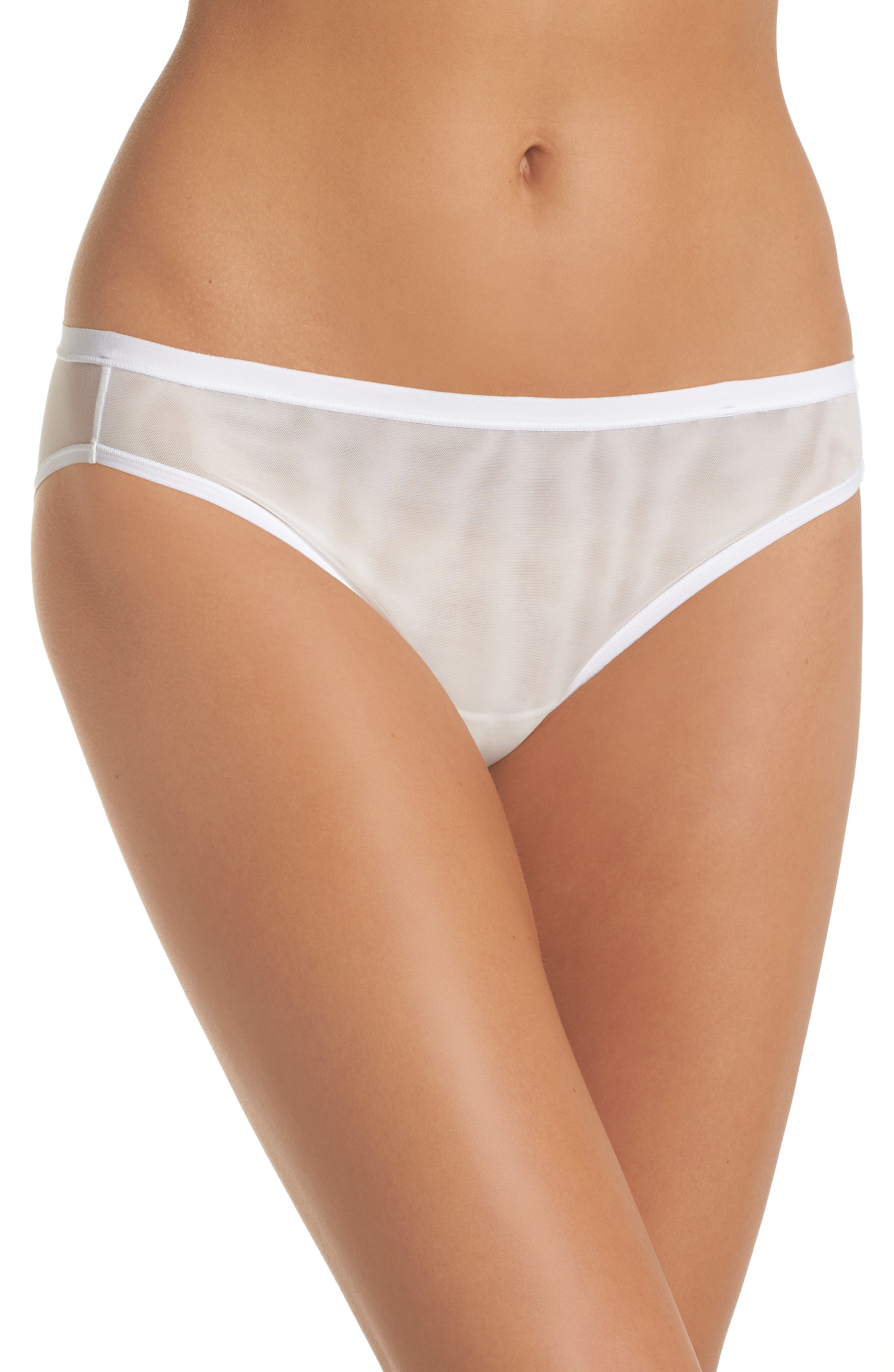 Bliss Light Bikini,                         Main,                         color, White