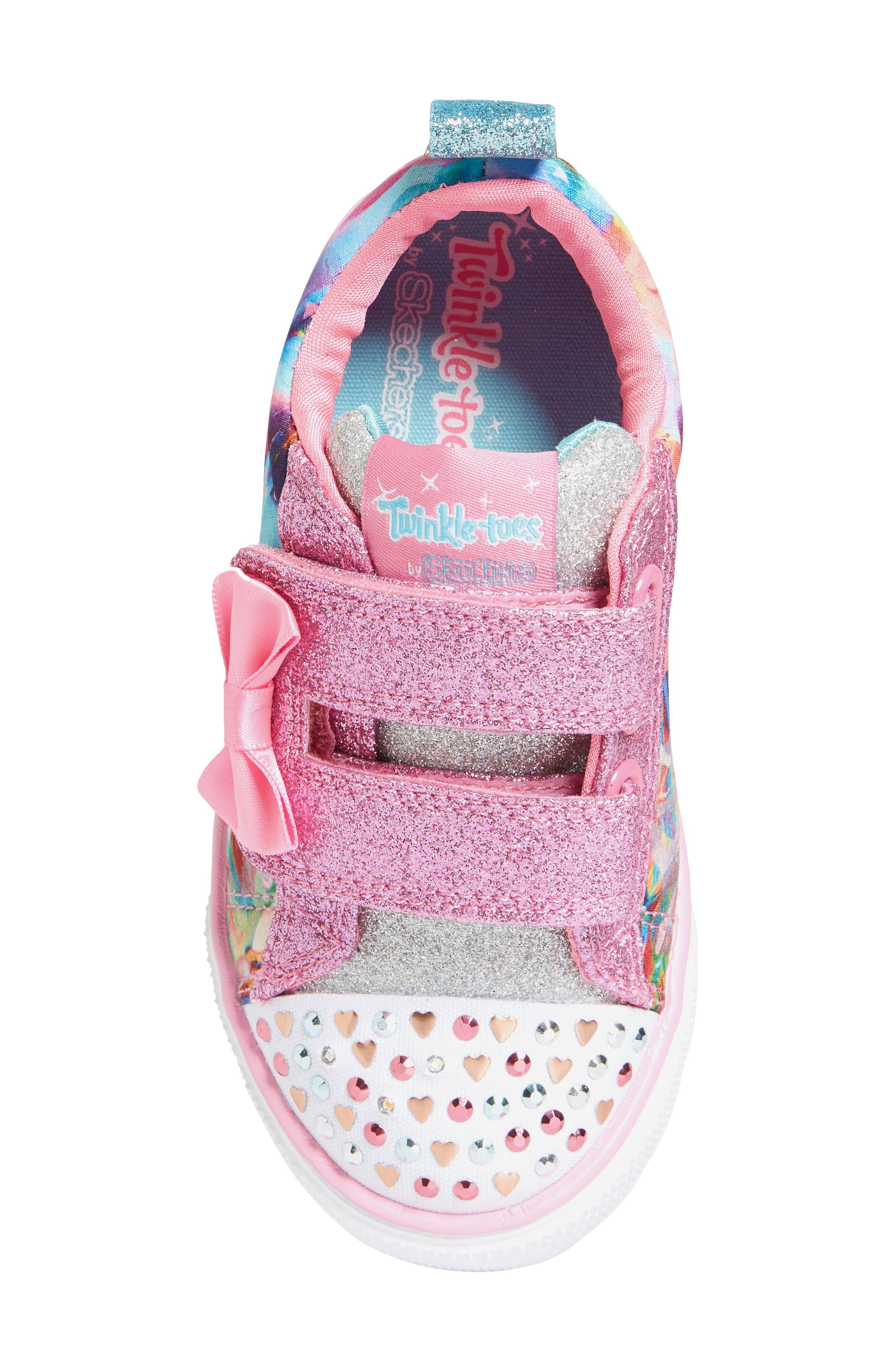 Twinkle Breeze 2.0 Princess Sneaker,                             Alternate thumbnail 5, color,                             Multi