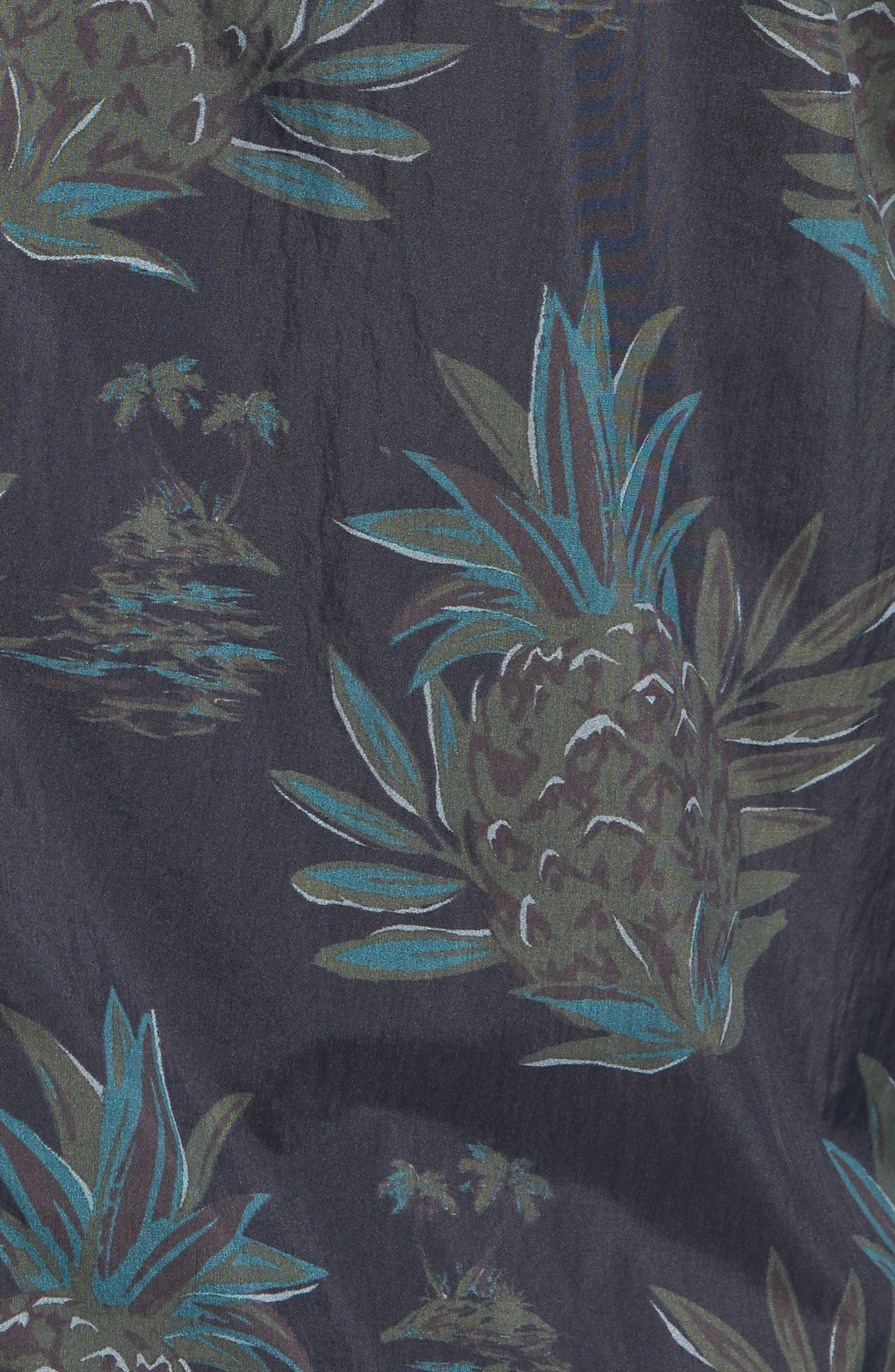 Tropical Regular Fit Coach's Jacket,                             Alternate thumbnail 4, color,                             New Coastal