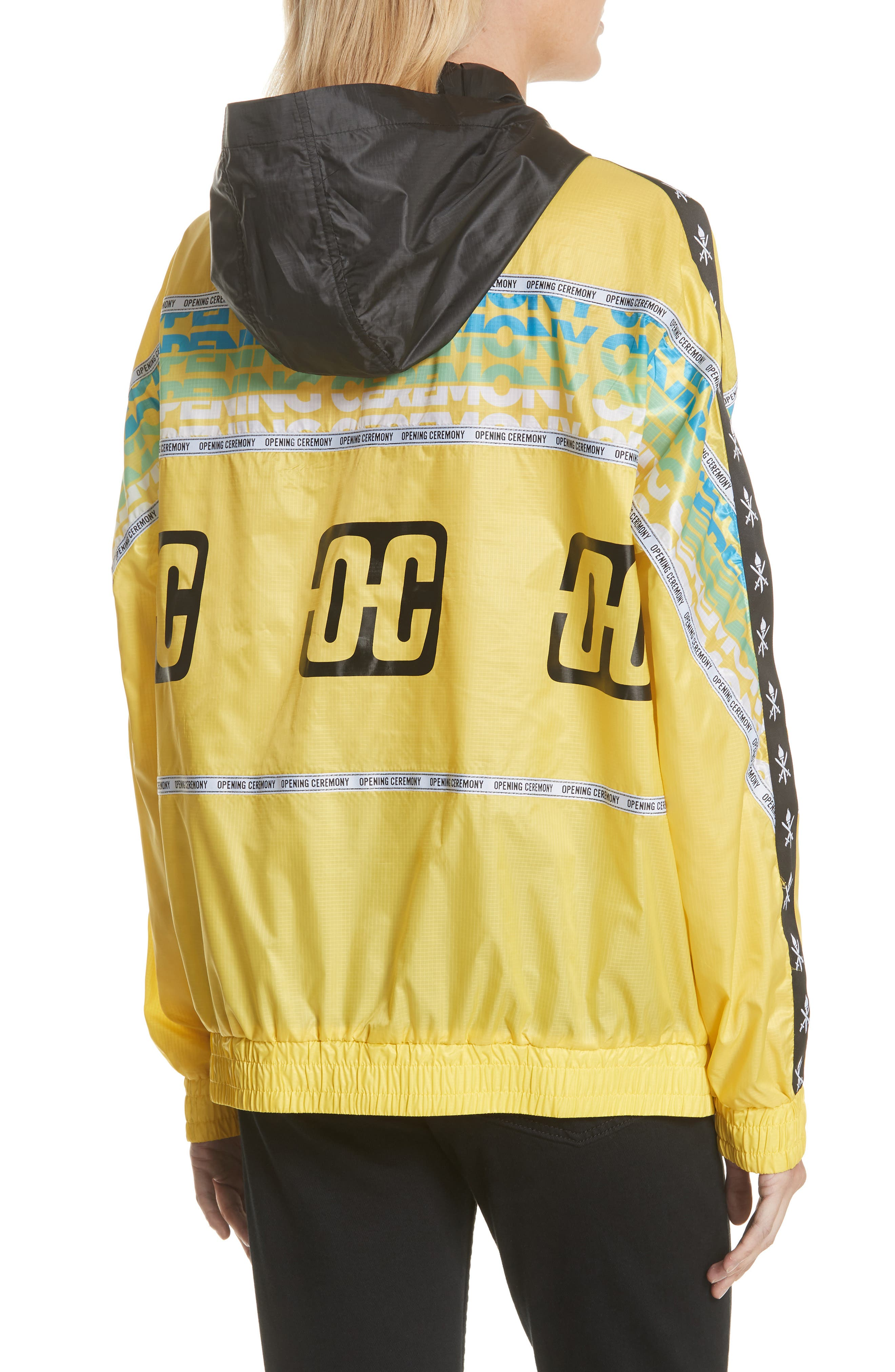 Alternate Image 2  - Opening Ceremony Packable Anorak (Limited Edition)