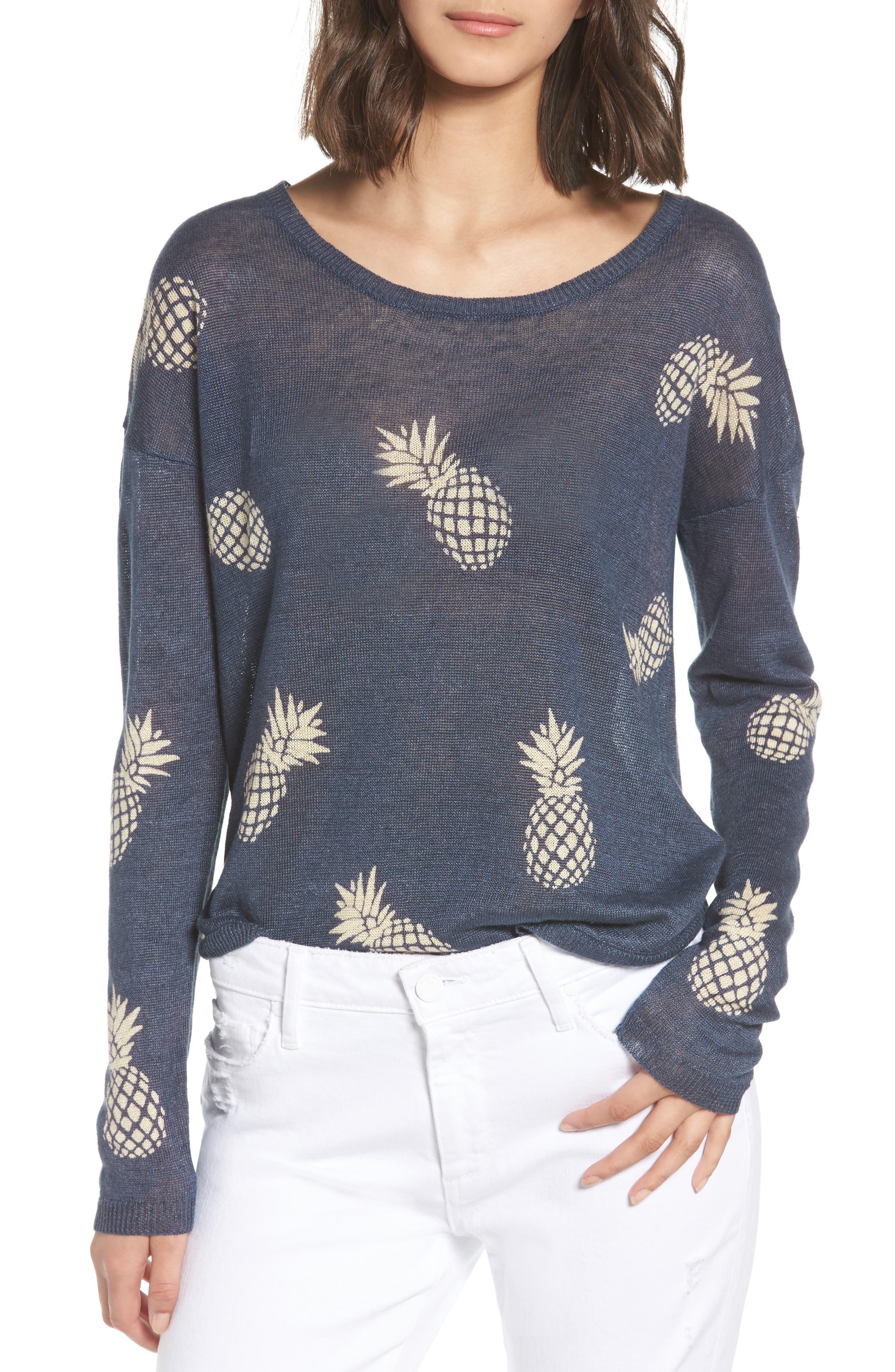 Rails Perri Linen Sweater