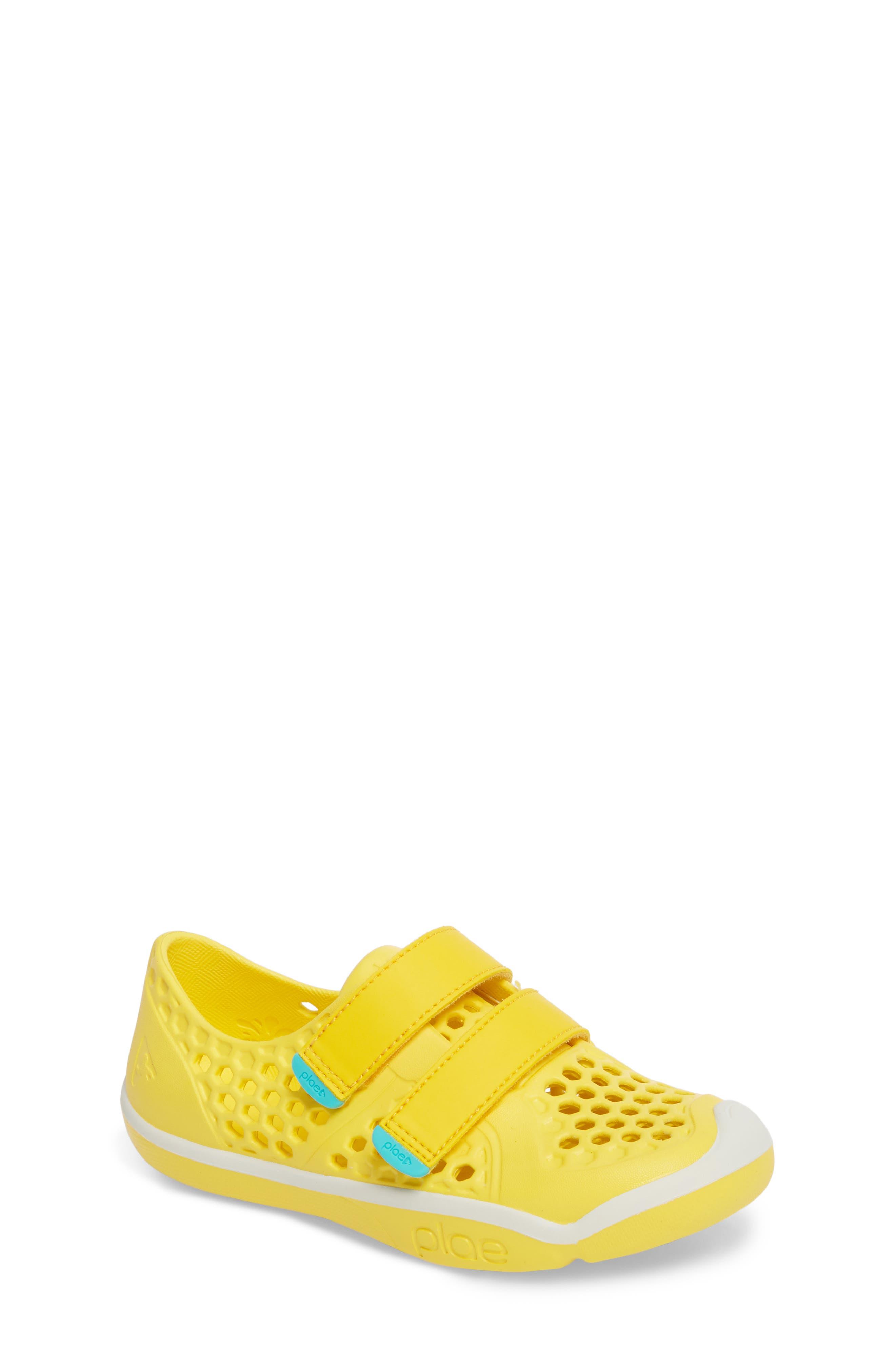 Mimo Customizable Sneaker,                             Main thumbnail 1, color,                             Dandelion