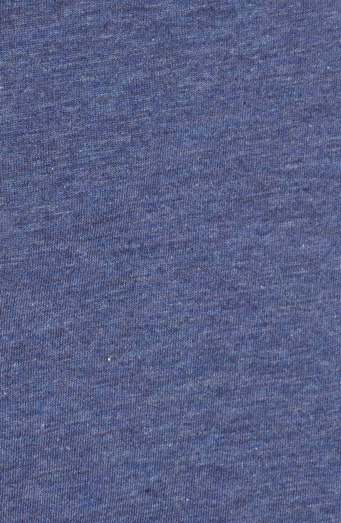 3-Pack Knit Boxers,                             Alternate thumbnail 6, color,                             Navy/ Medium Blue/ Cargo