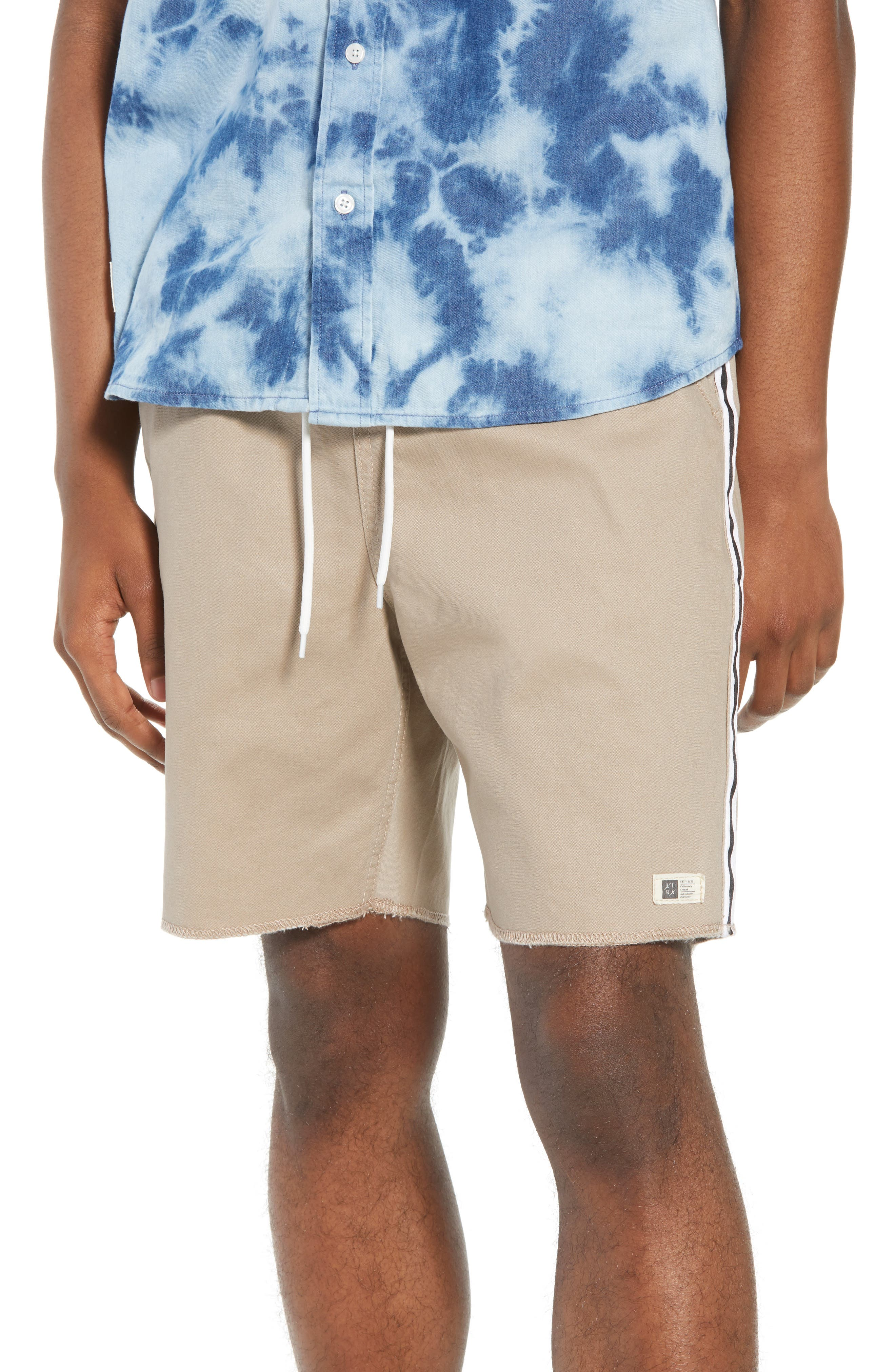 Truth Walk Shorts,                         Main,                         color, Khaki
