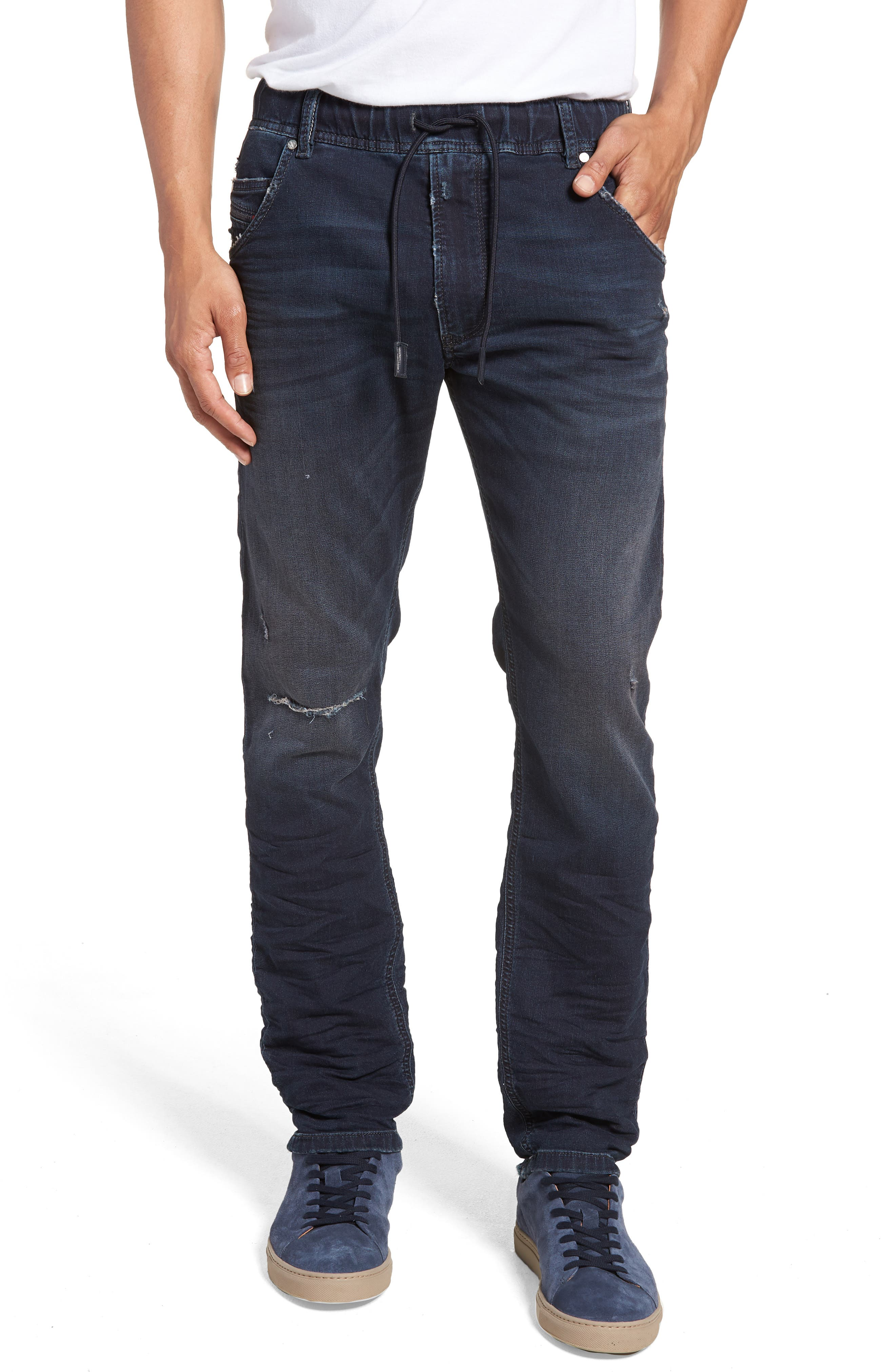 Krooley Skinny Slouchy Fit Jeans,                         Main,                         color, 0699W