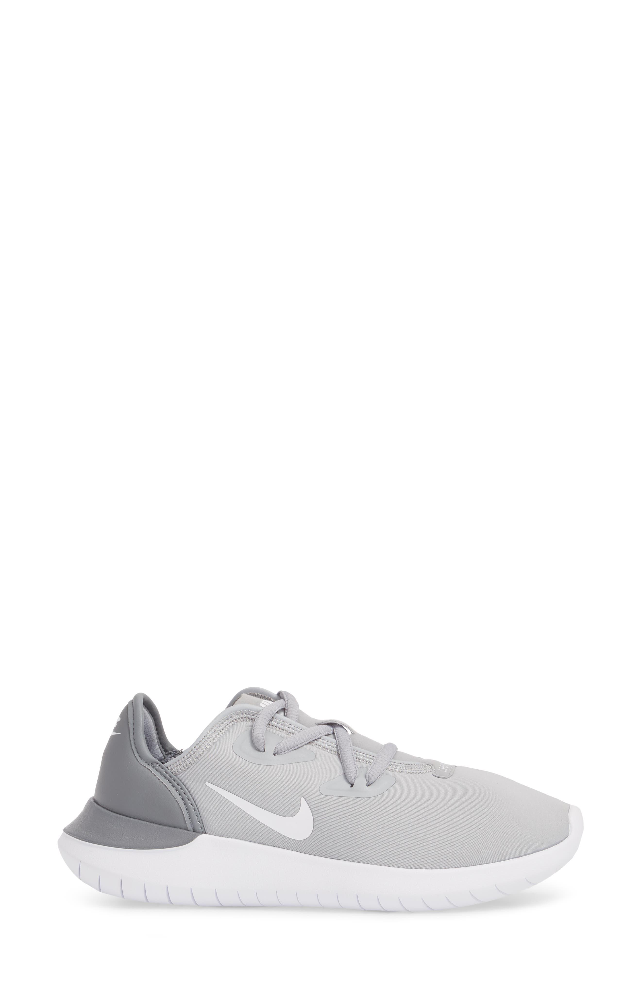 Hakata Sneaker,                             Alternate thumbnail 3, color,                             Wolf Grey/ White