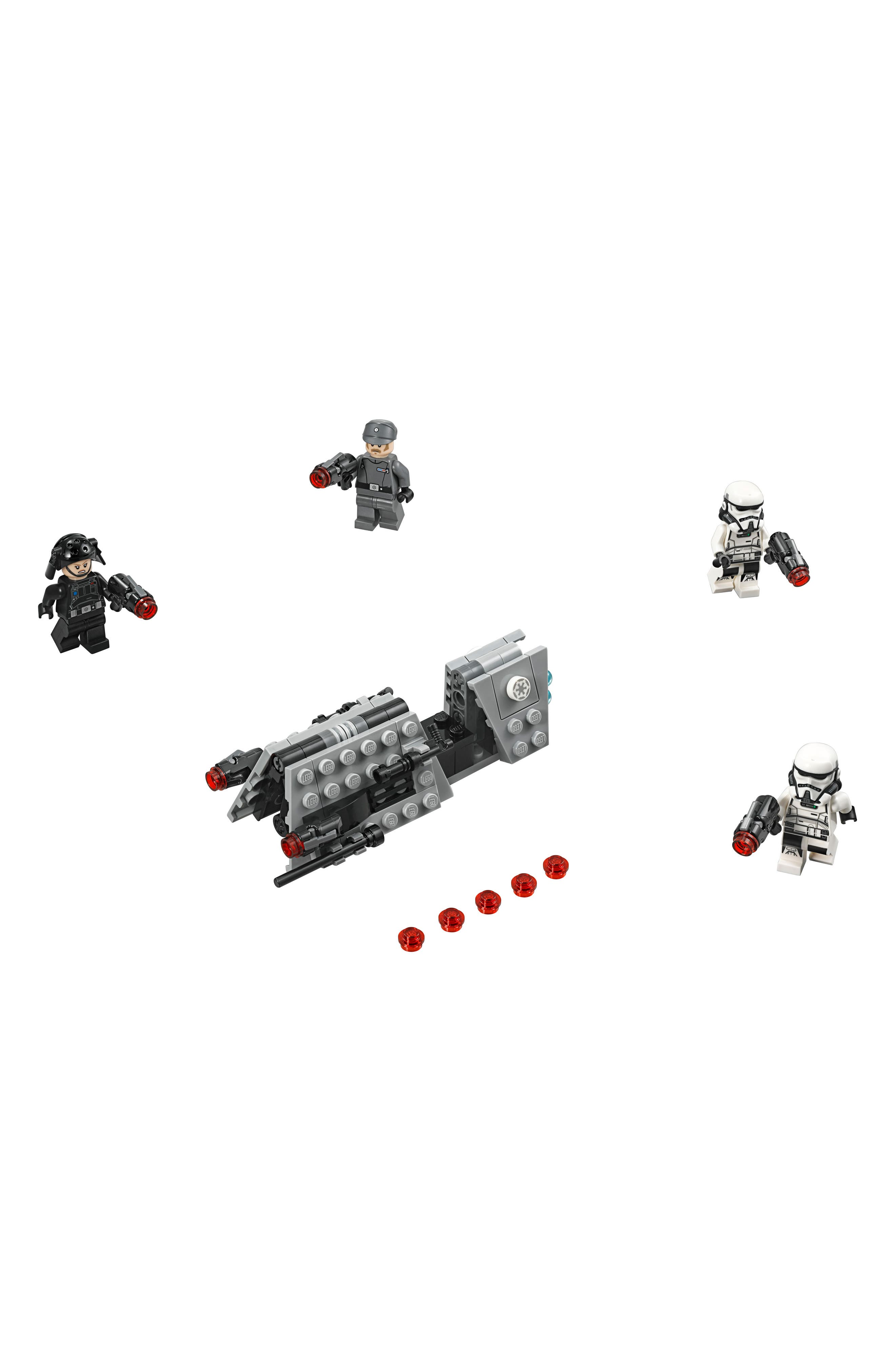 Star Wars<sup>®</sup> Imperial Patrol Battle Pack - 75207,                             Alternate thumbnail 2, color,                             Multi