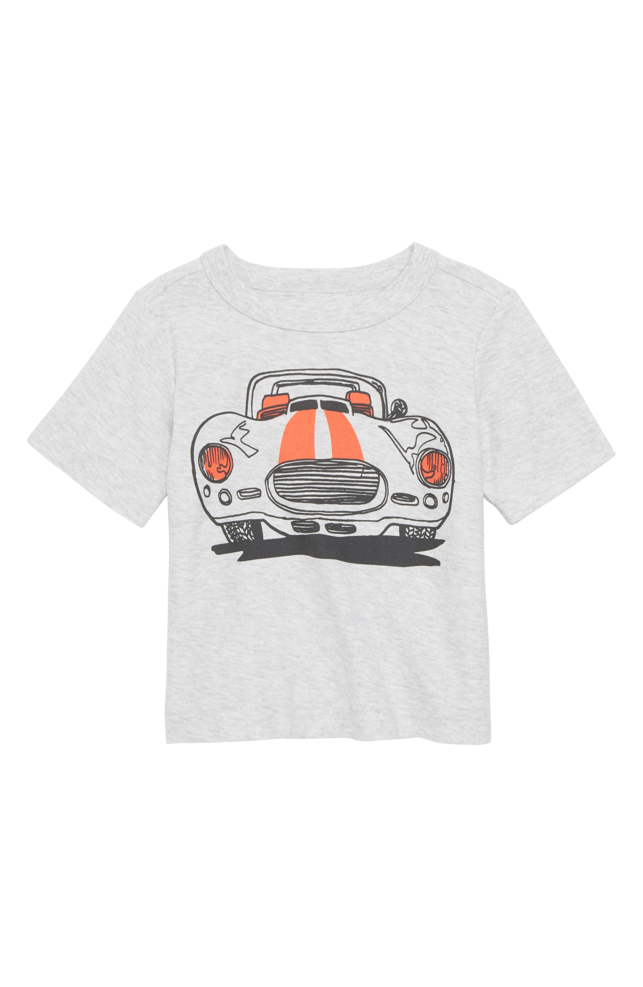 Tea Collection Muscle Car Graphic T-Shirt (Baby Boys)