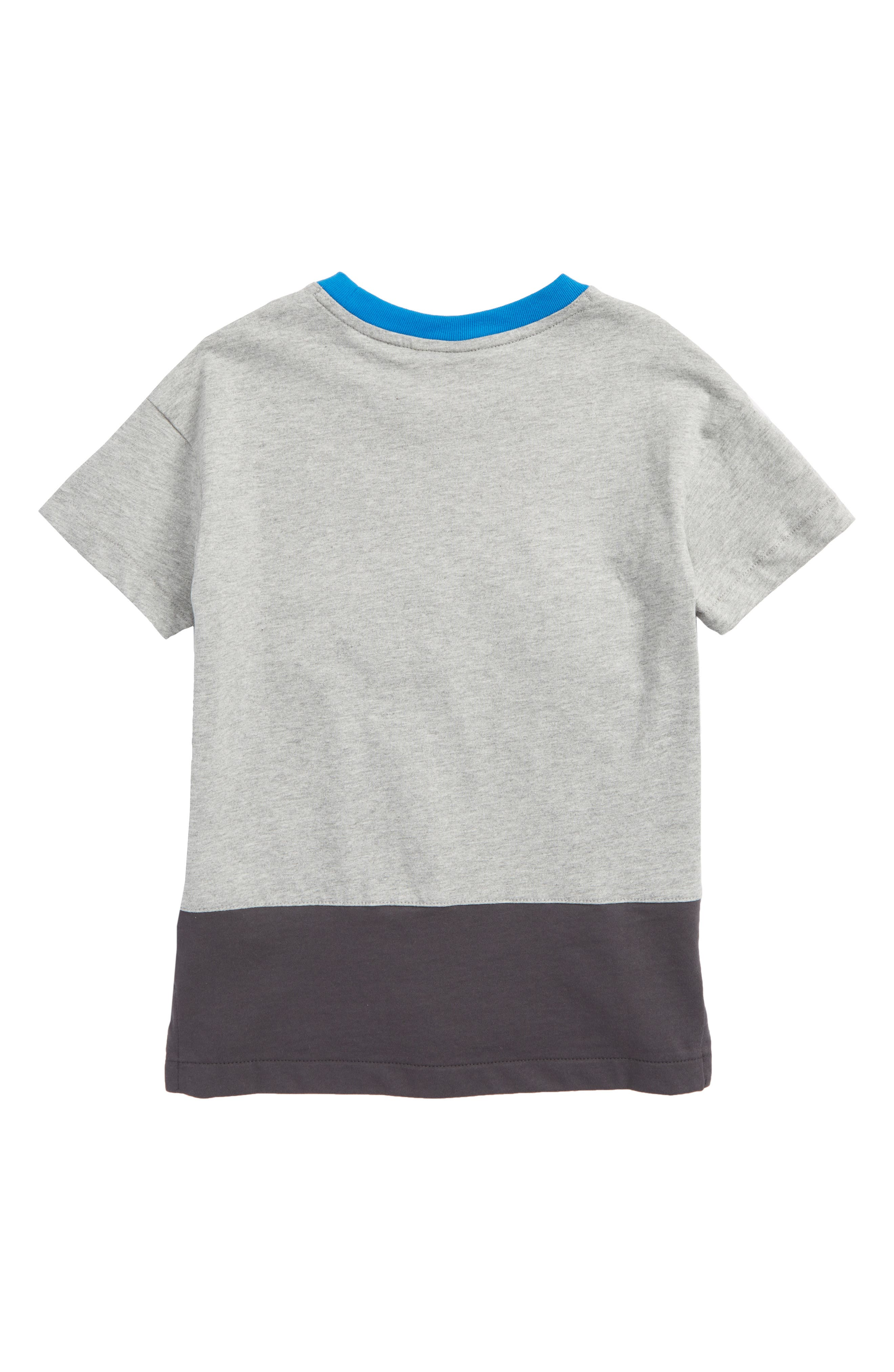Air Shirt,                             Alternate thumbnail 2, color,                             Dark Grey Heather/ Anthracite