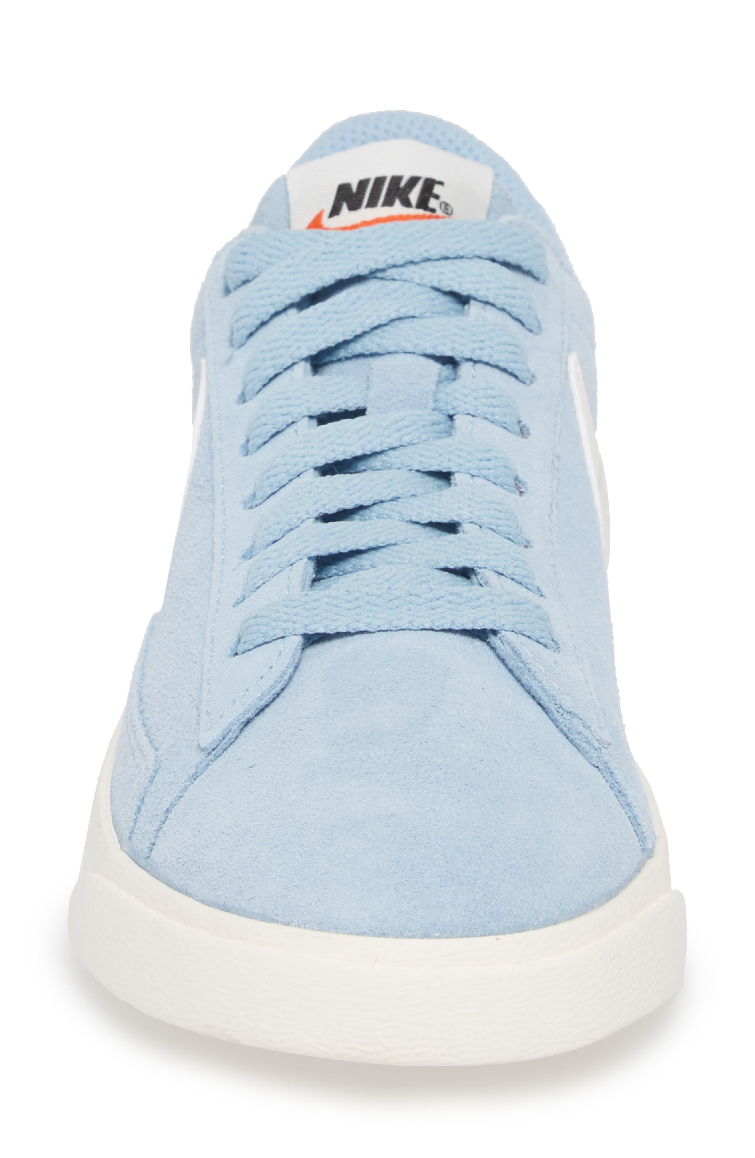 Alternate Image 4  - Nike Blazer Low Sneaker (Women)