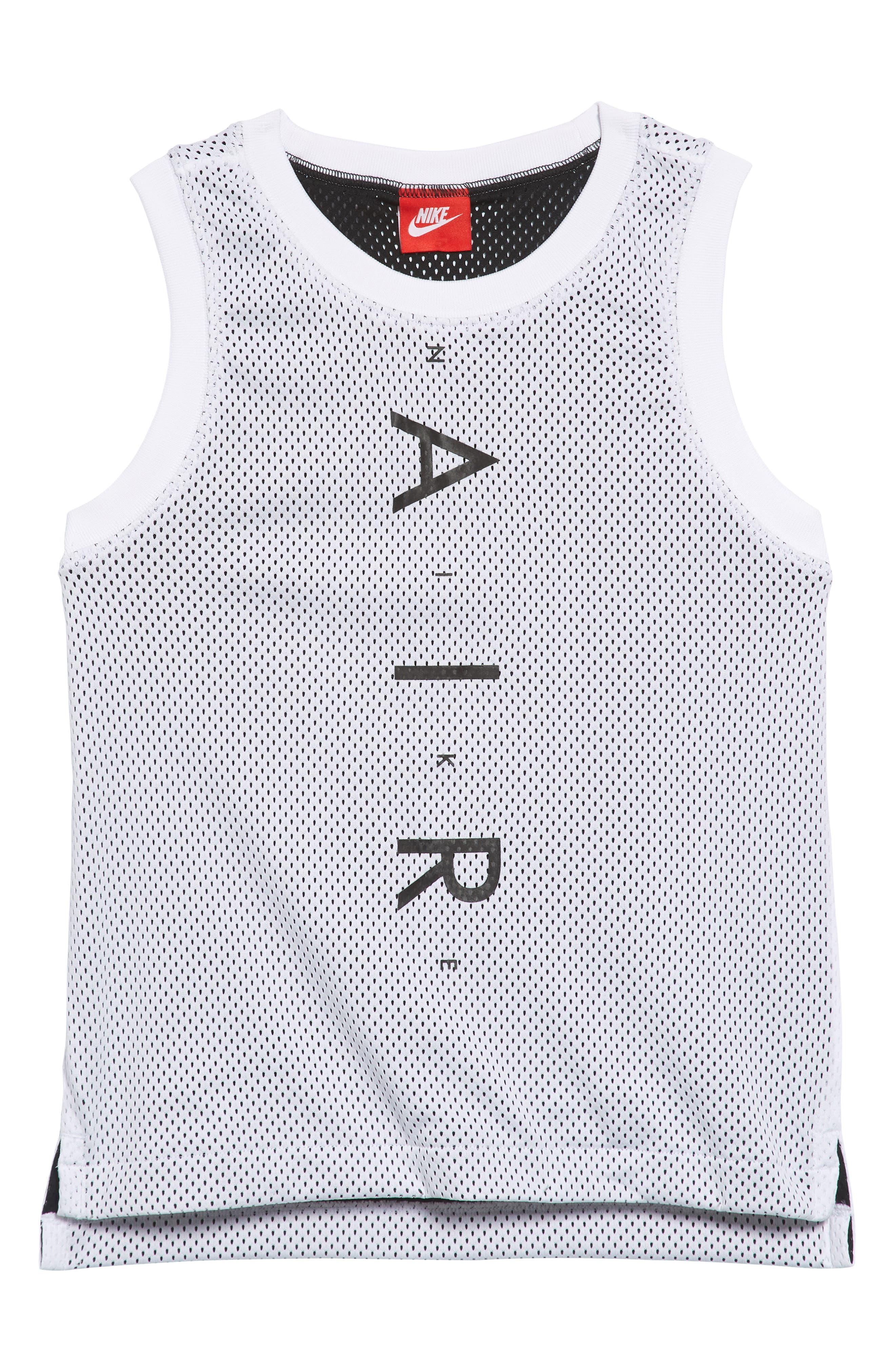 Air Dry Tank,                         Main,                         color, White/ Black