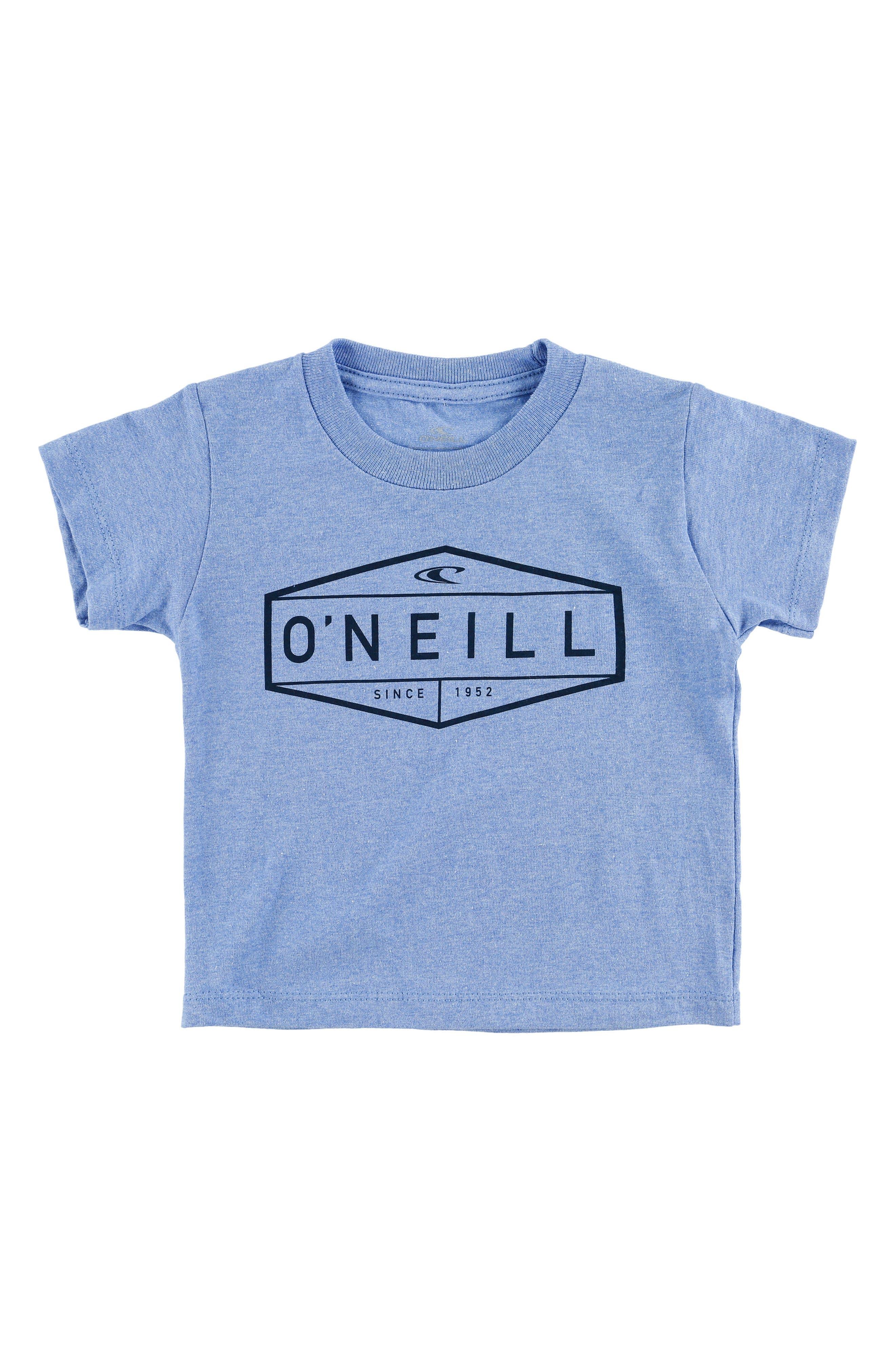 Boxer Graphic T-Shirt,                         Main,                         color, Heather Light Blue