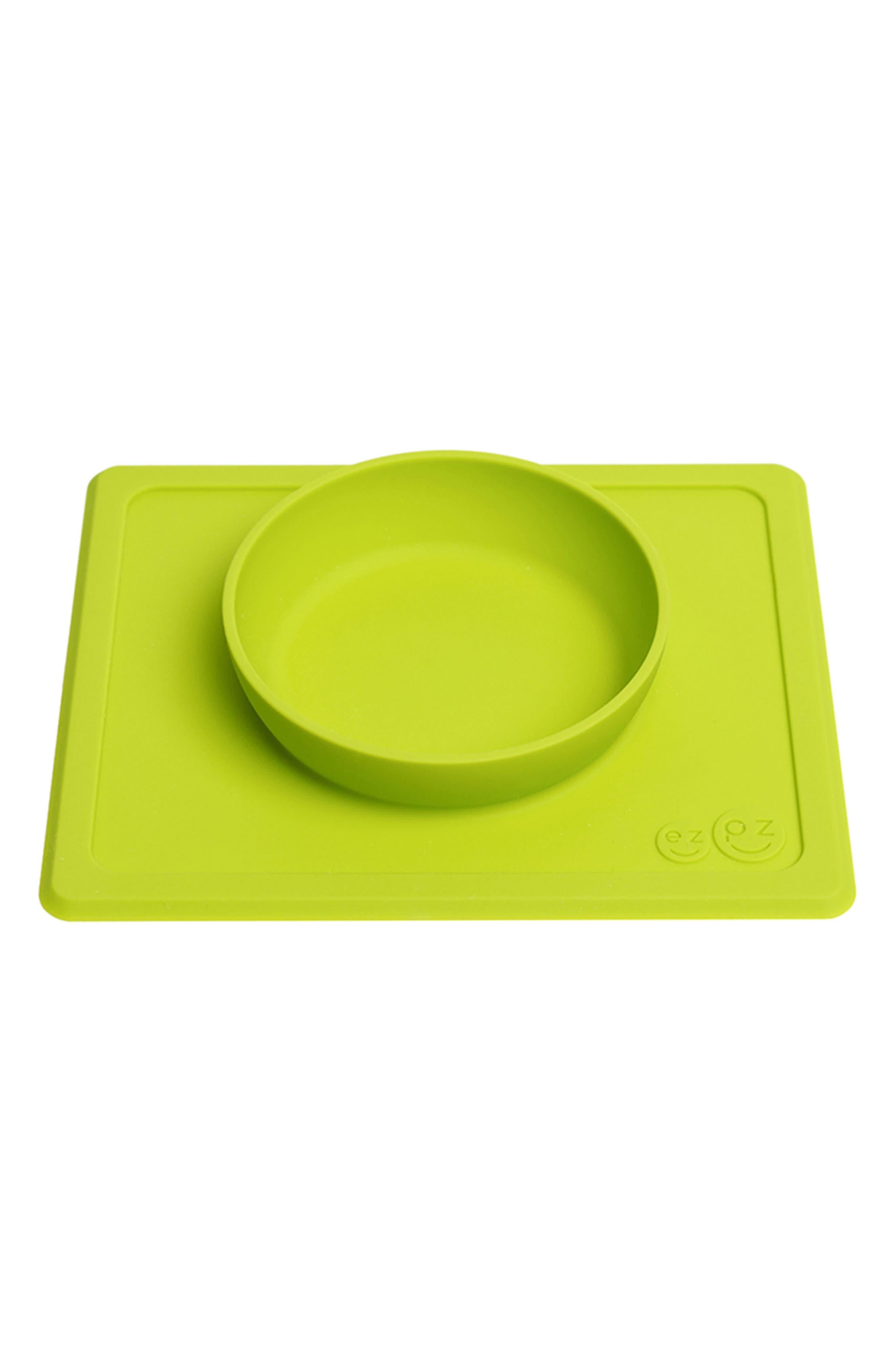 ezpz Mini Bowl Silicone Feeding Mat