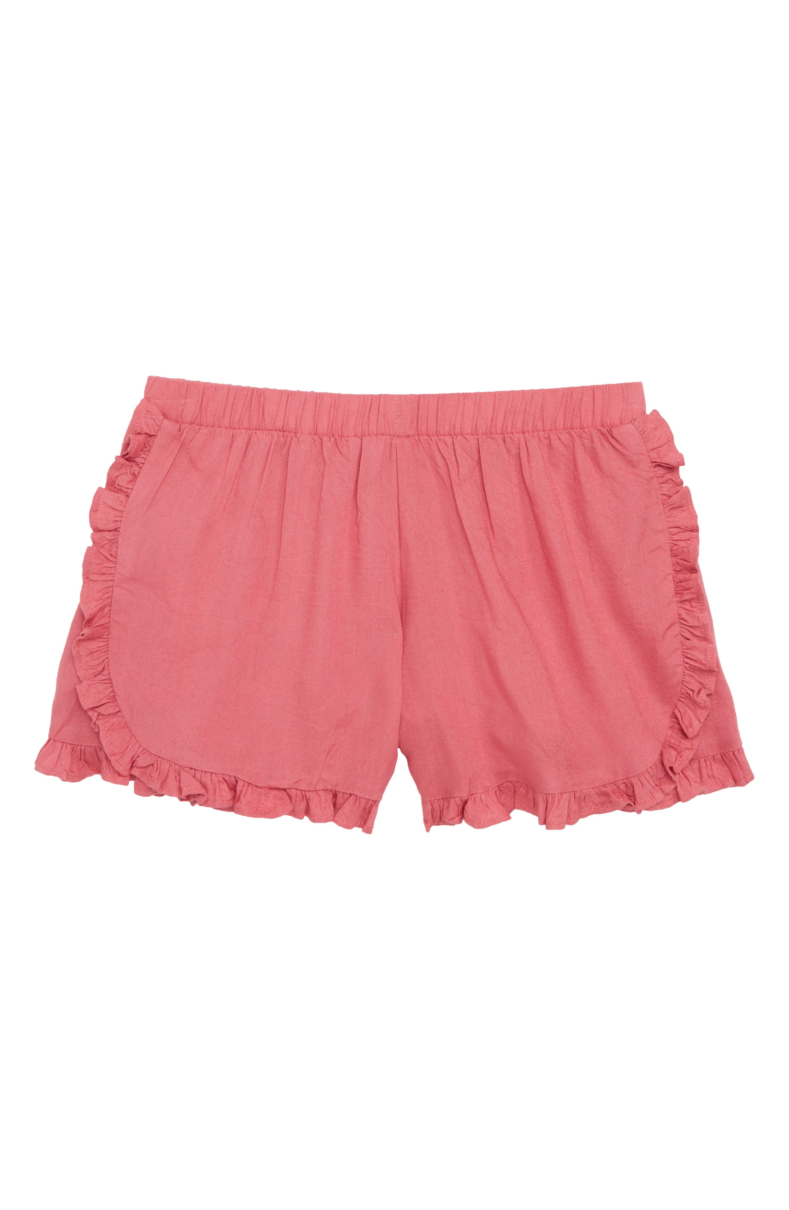 Tanya Shorts,                             Main thumbnail 1, color,                             Rose