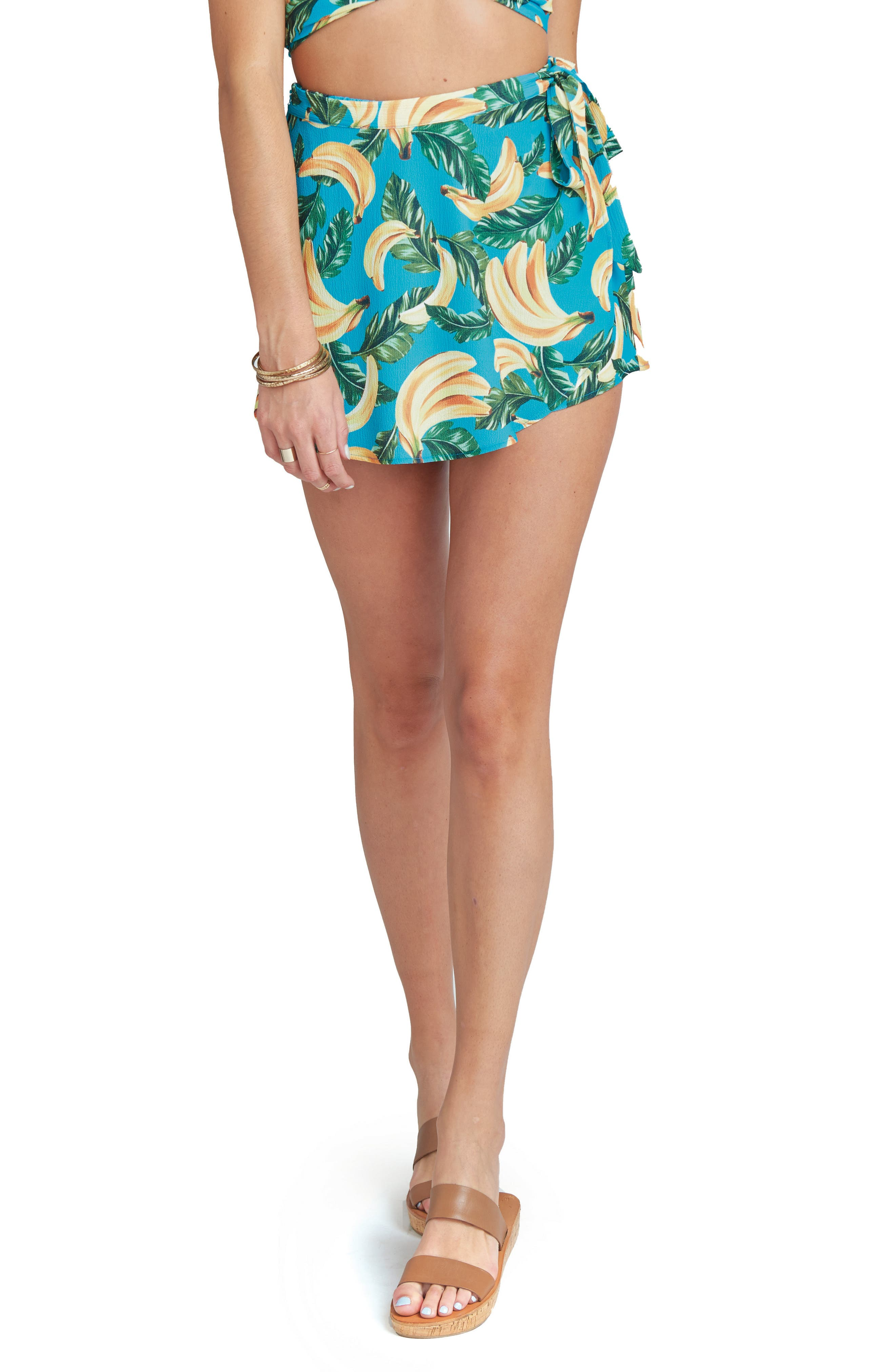 Show Me Your Mumu The Great Wrap Shorts