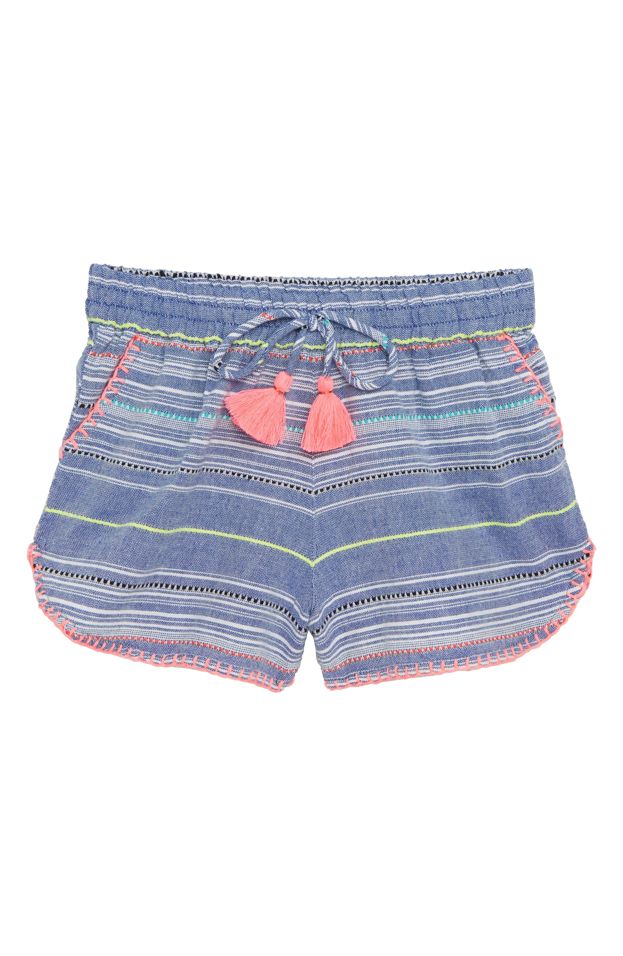 Peek Ashlyn Shorts (Toddler Girls, Little Girls & Big Girls)