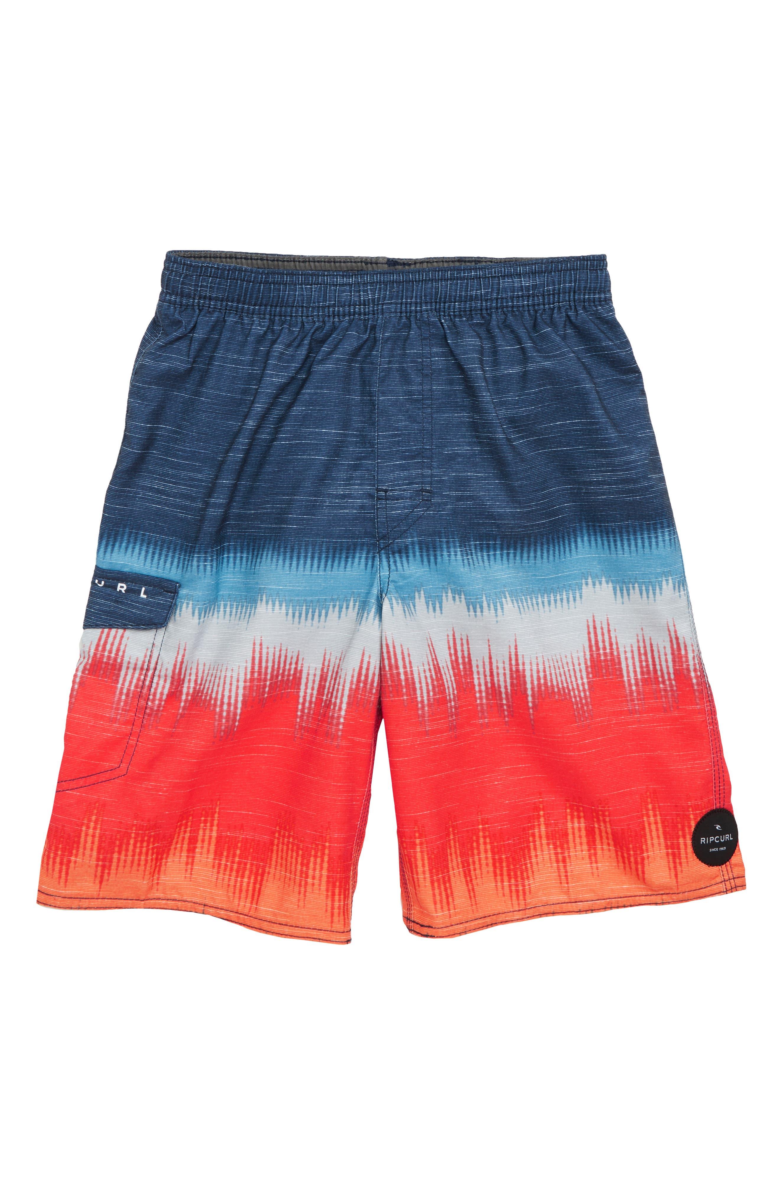 Shallows Volley Shorts,                         Main,                         color, Pink
