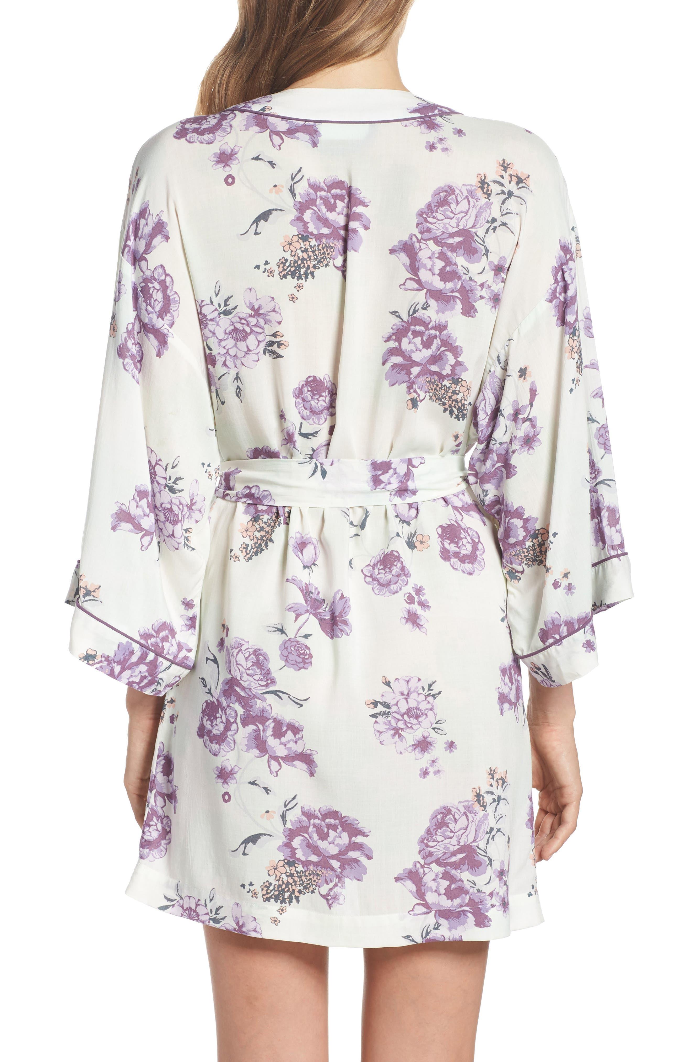 Alternate Image 2  - Nordstrom Lingerie Sweet Dreams Short Robe