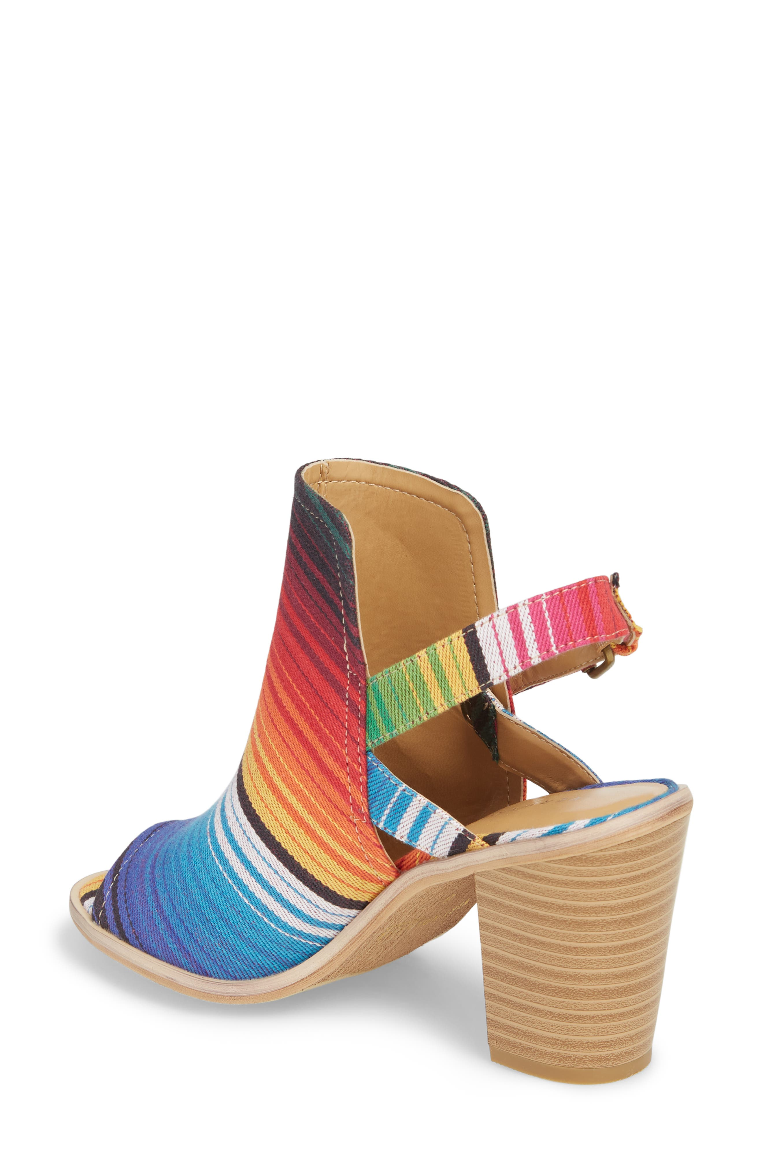 Kerstin Sandal,                             Alternate thumbnail 2, color,                             Serape