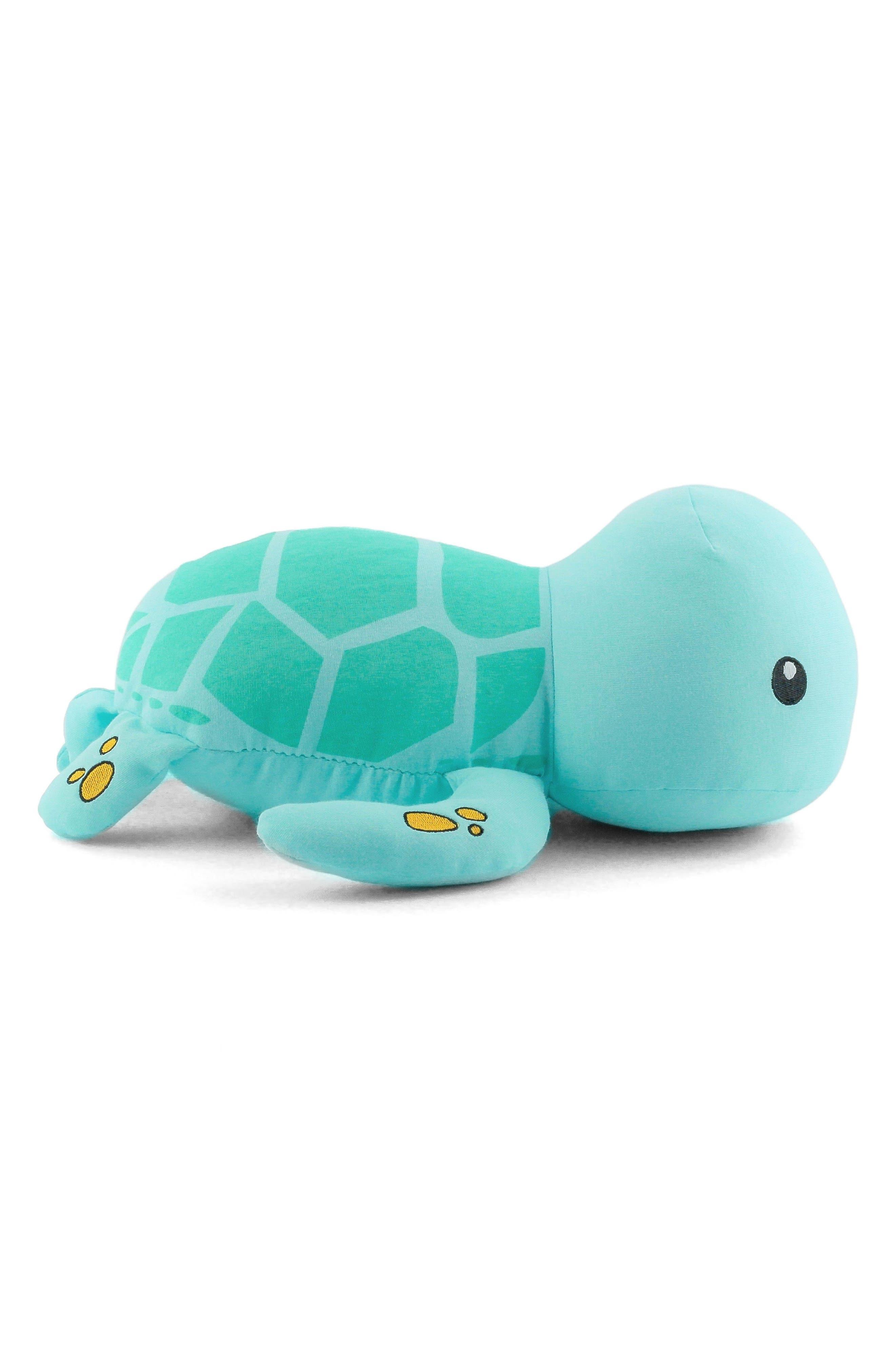 Tucker Turtle Stuffed Animal,                             Main thumbnail 1, color,                             Blue/ Green
