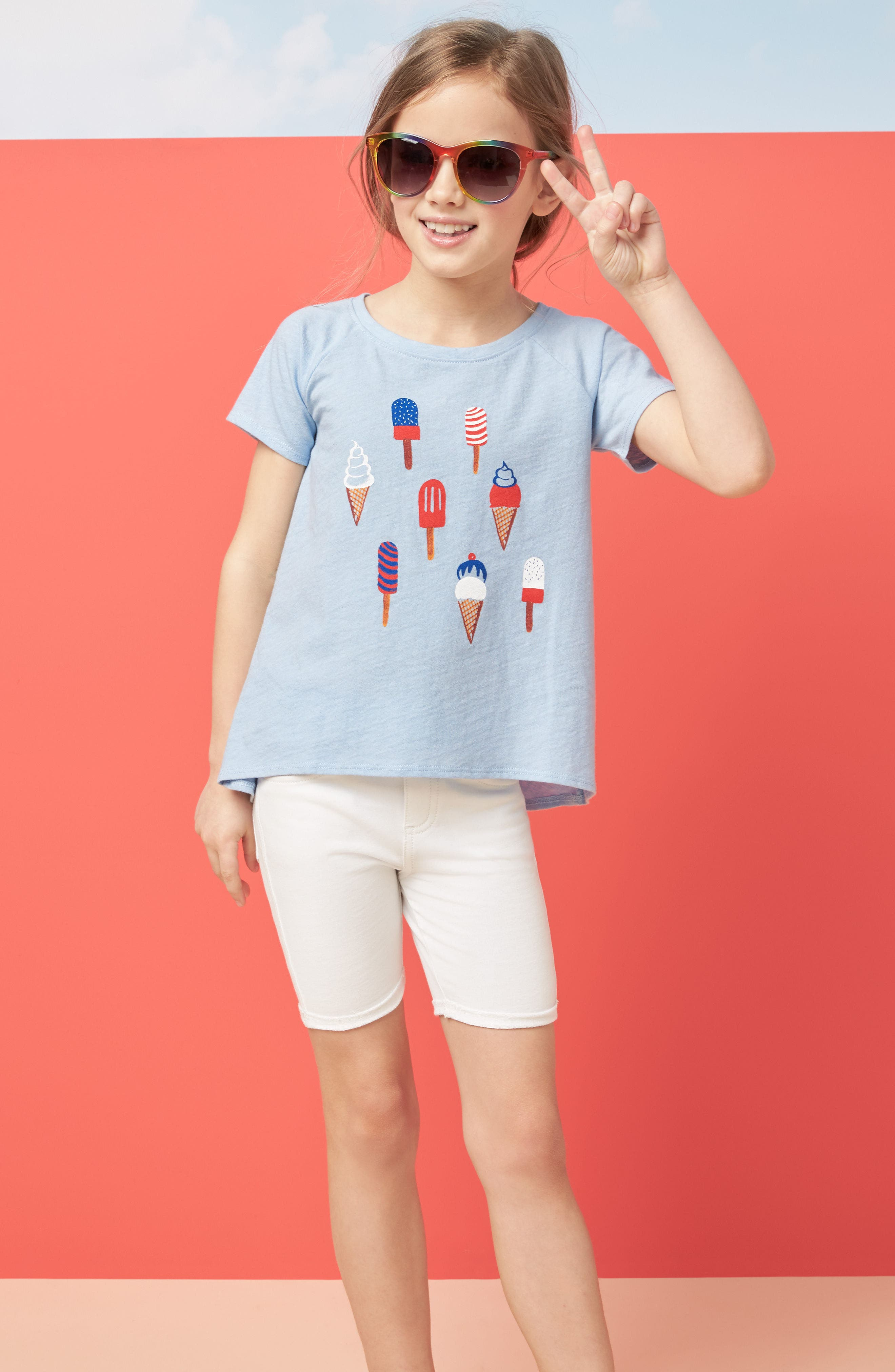 Graphic Tee,                             Alternate thumbnail 3, color,