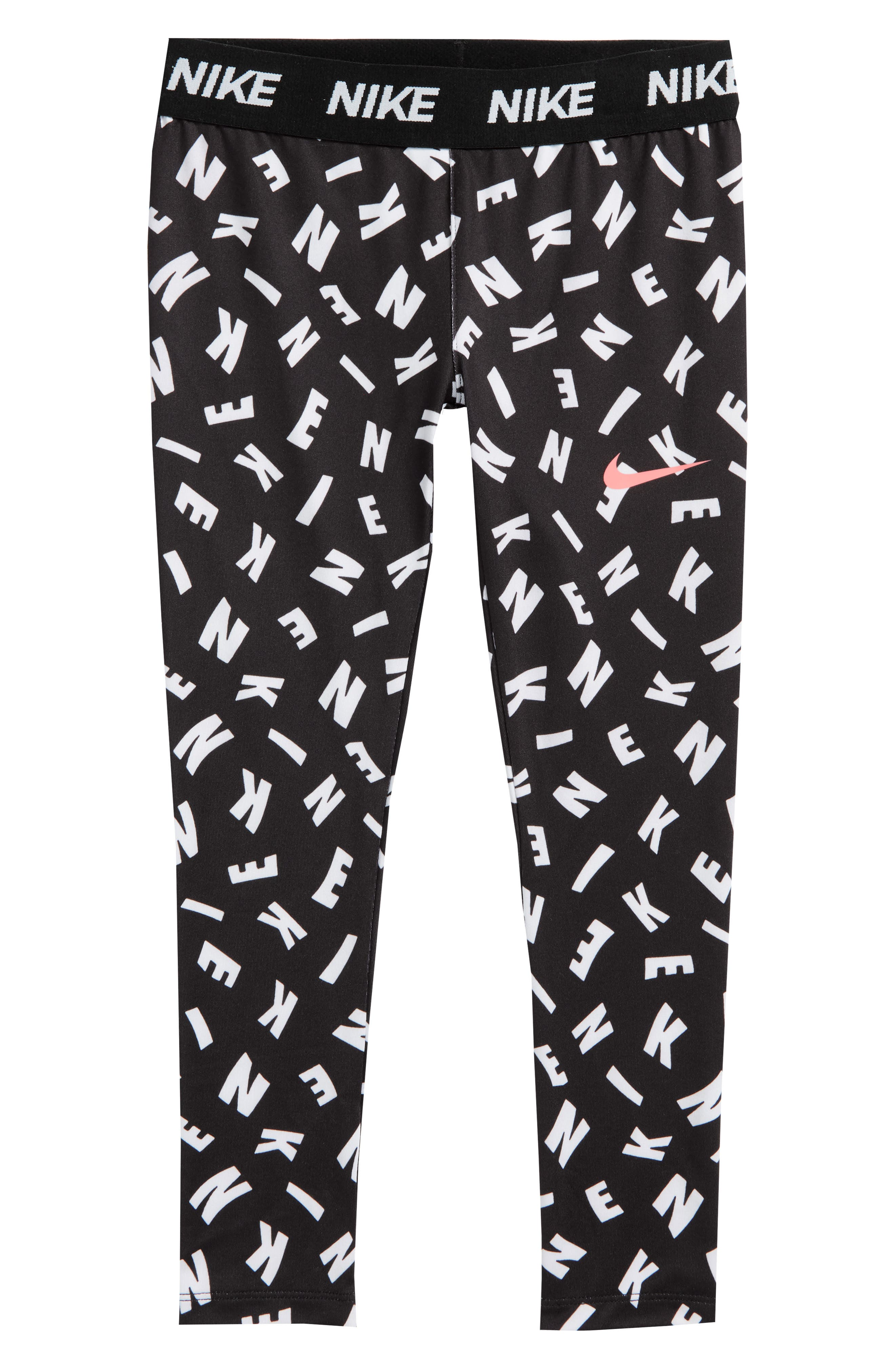Nike Essentials Print Capri Legging (Toddler Girls and Little Girls)