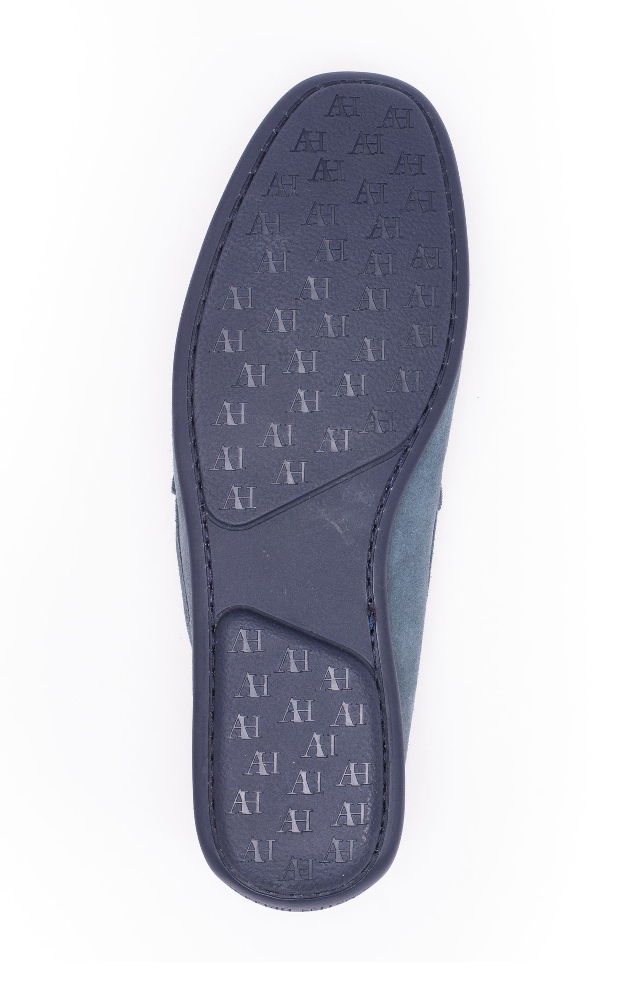 'Parkers' Penny Loafer,                             Alternate thumbnail 6, color,                             Indigo