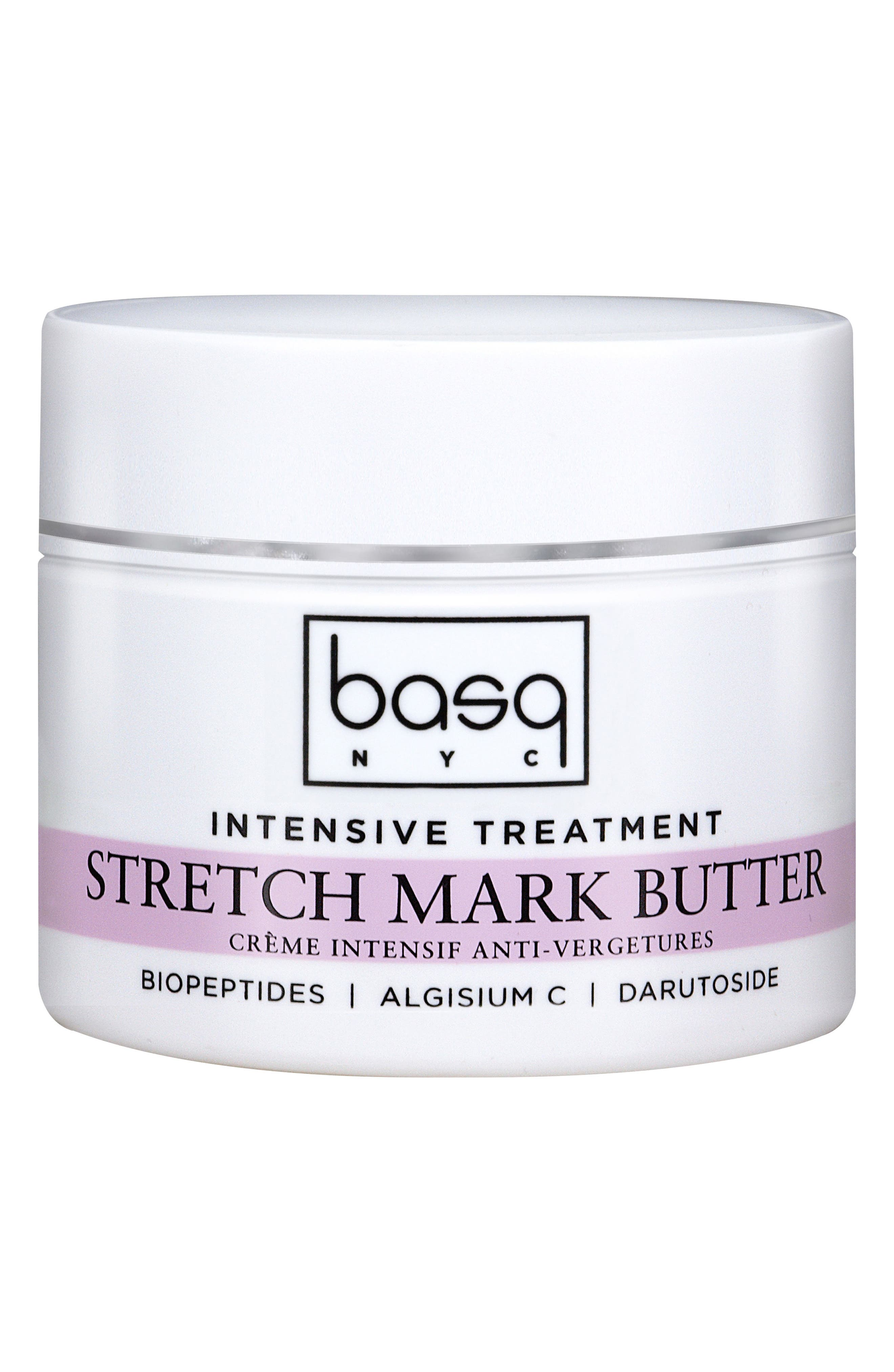 Intensive Treatment Stretch Mark Butter,                             Main thumbnail 1, color,                             White