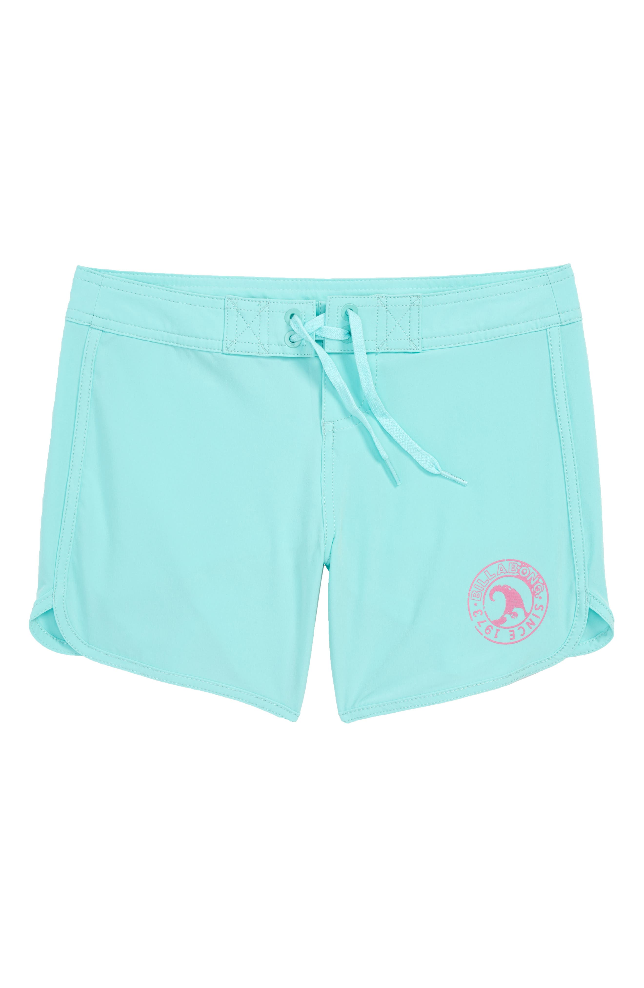 Sol Searcher Board Shorts,                             Main thumbnail 1, color,                             Beach Glass
