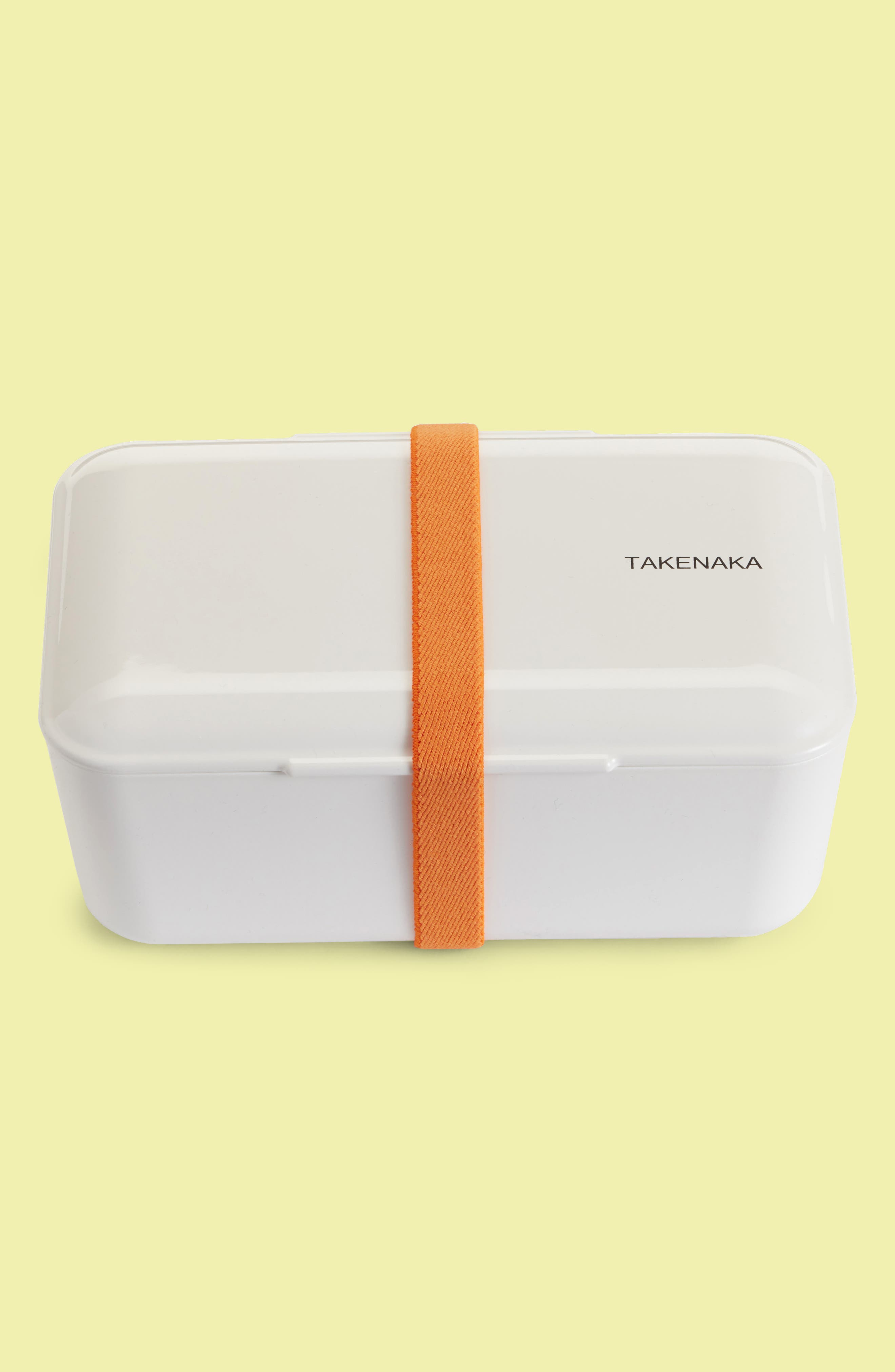 'Expanded' Bento Box,                         Main,                         color, White