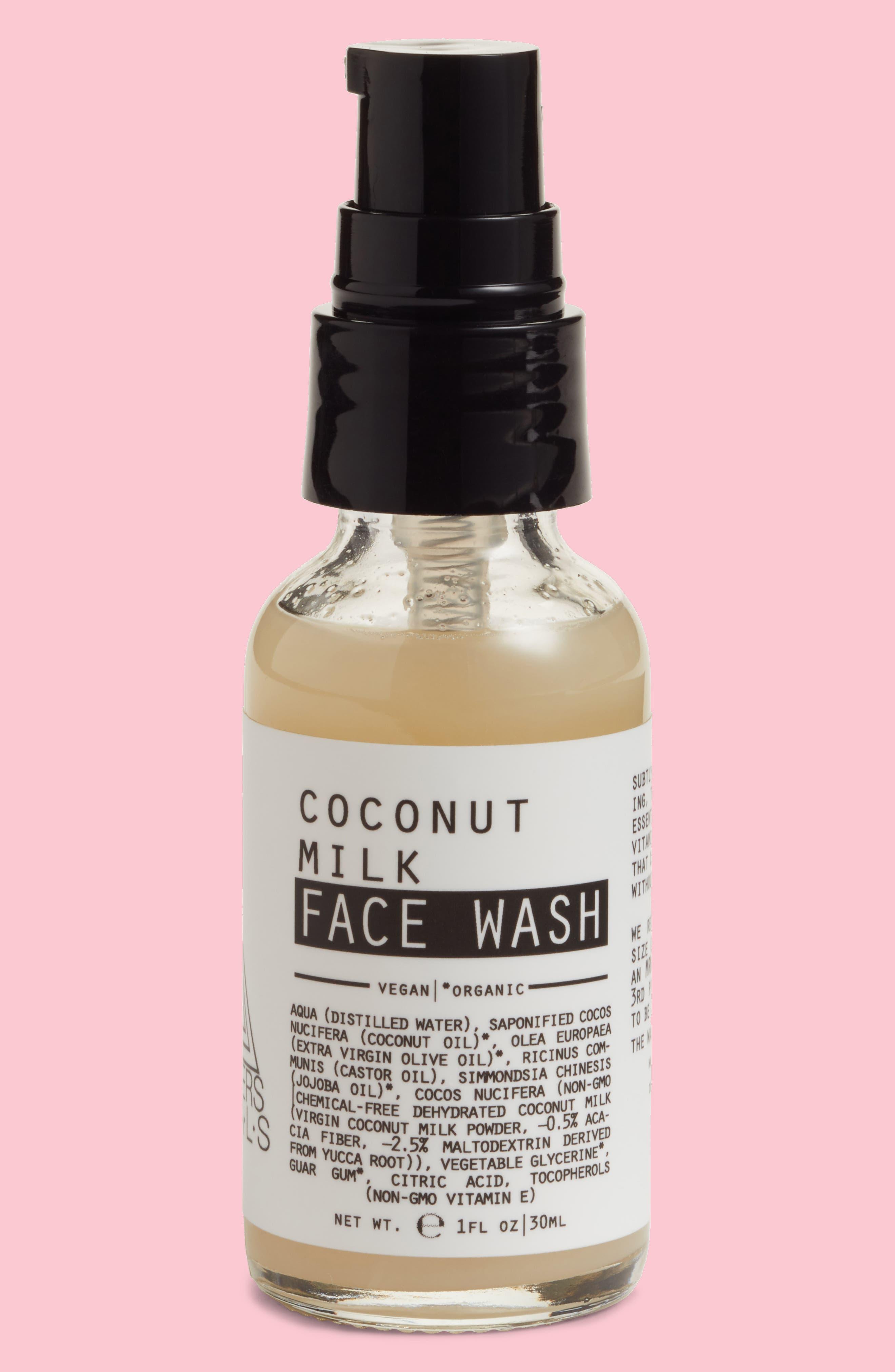 Moon Rivers Naturals Coconut Milk Face Wash