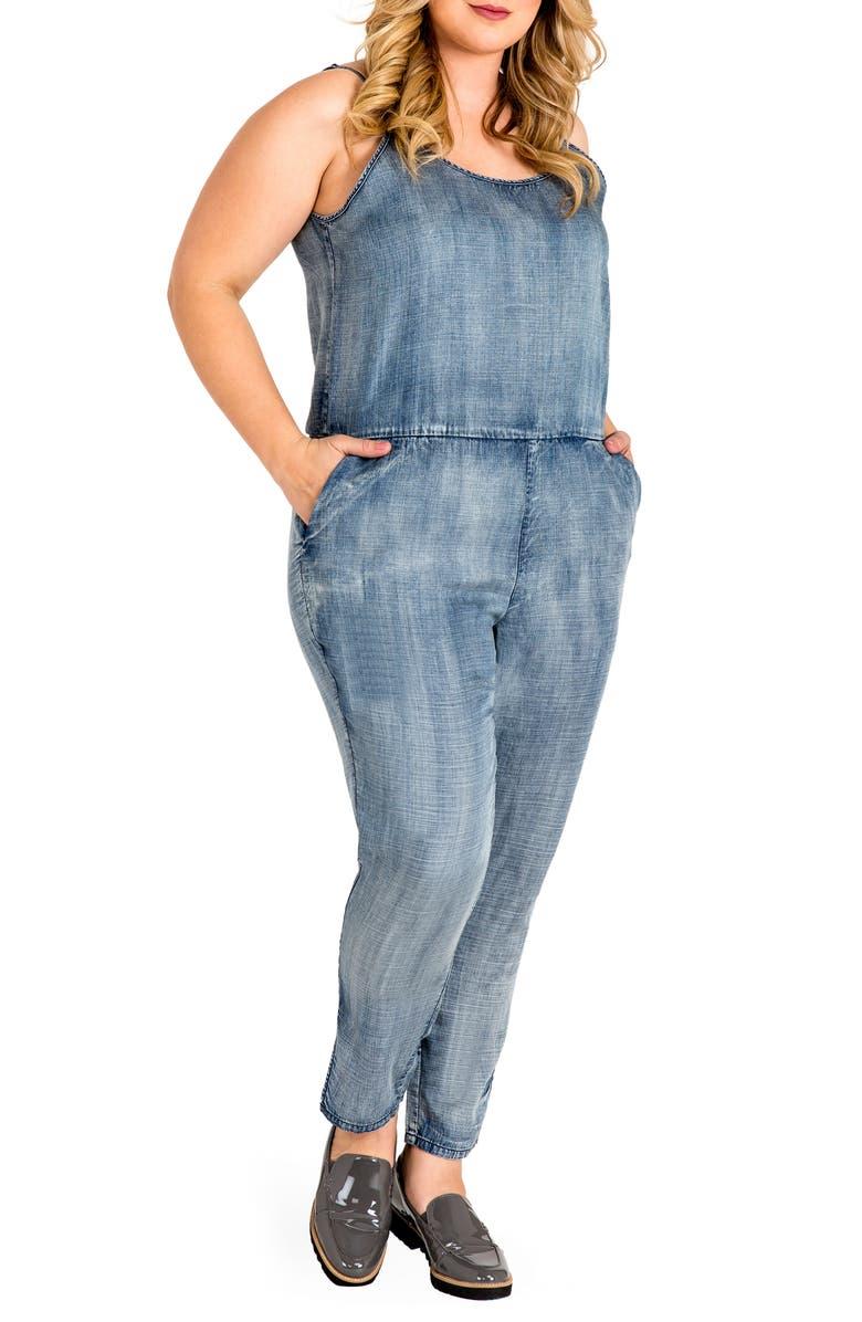 Precious Spahgetti Strap Jumpsuit